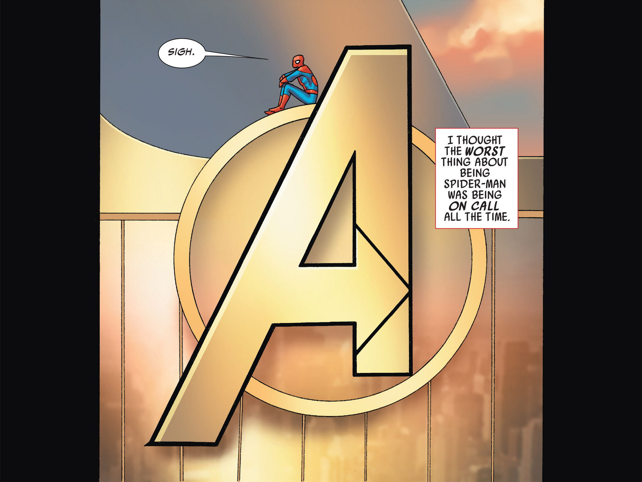 Read online Ultimate Spider-Man (Infinite Comics) (2016) comic -  Issue #4 - 24