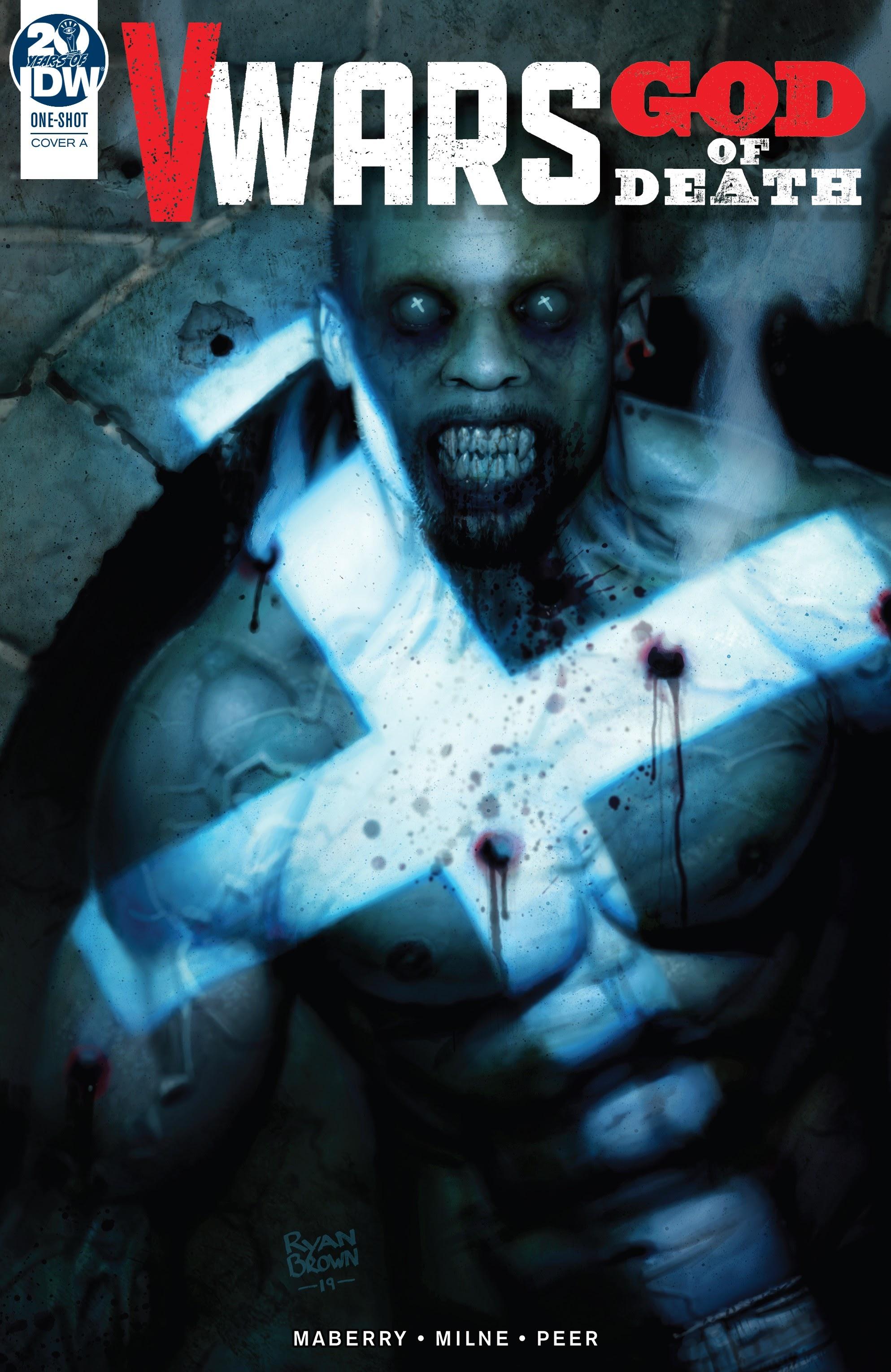 V-Wars: God of Death One-Shot Full Page 1