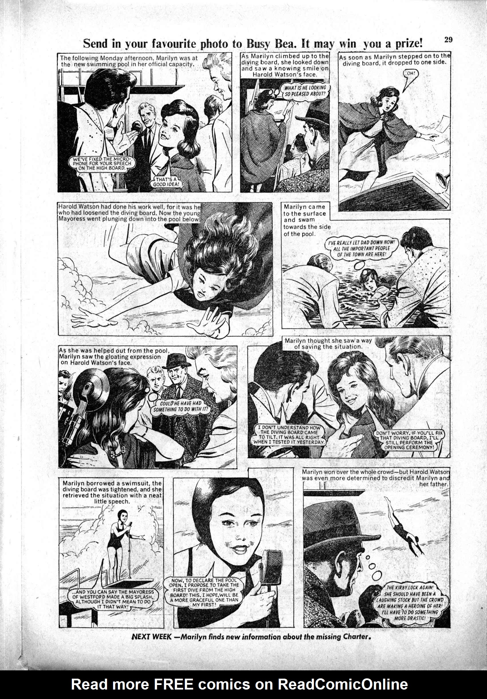Read online Judy comic -  Issue #223 - 29