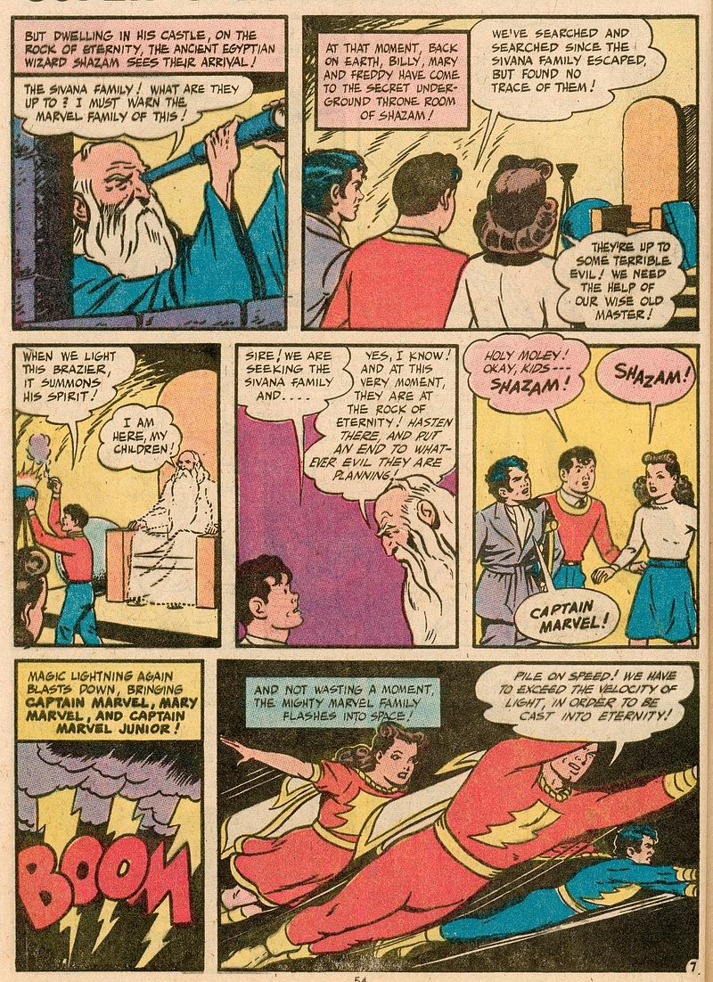Read online Shazam! (1973) comic -  Issue #12 - 47