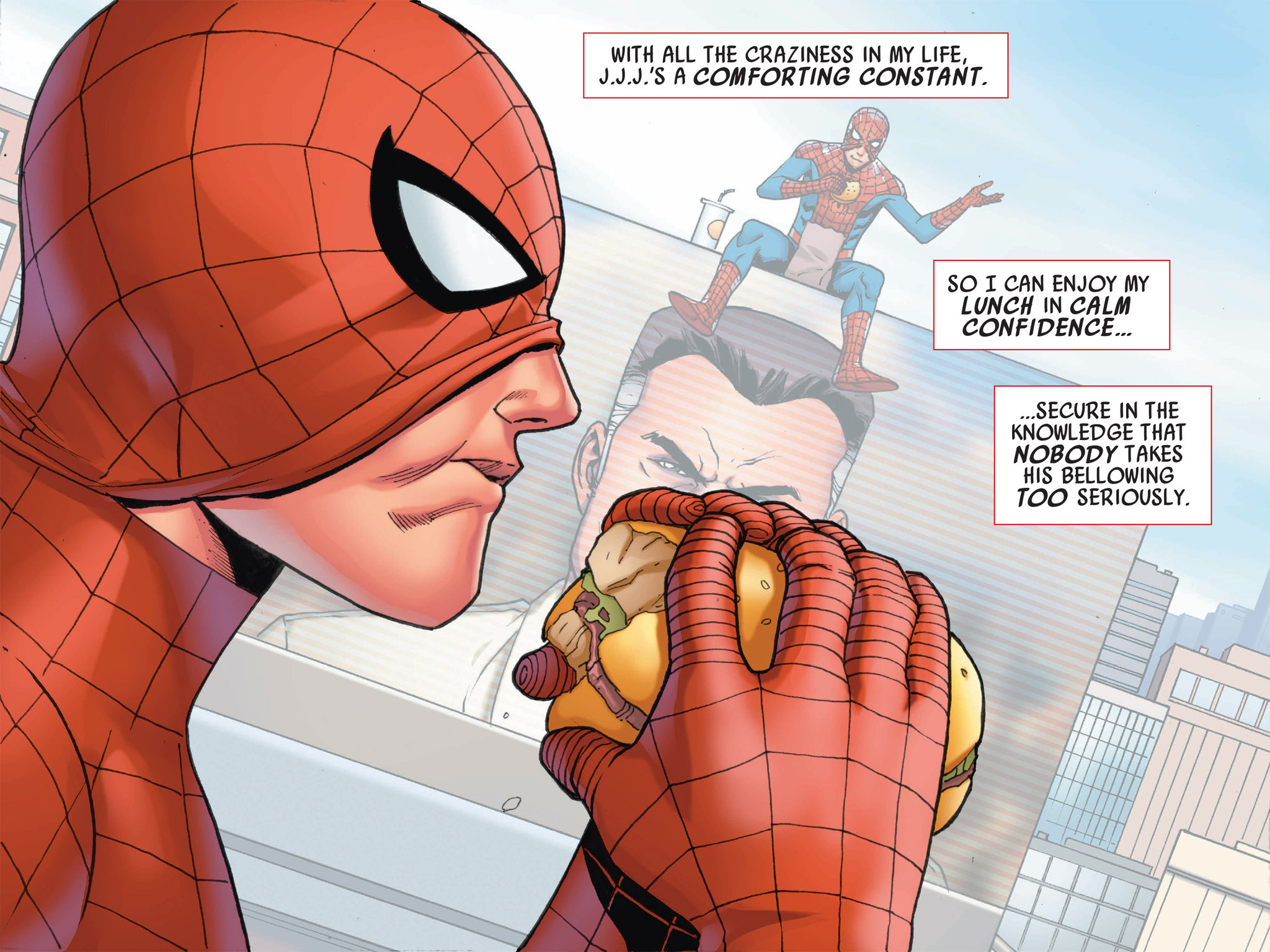 Read online Ultimate Spider-Man (Infinite Comics) (2016) comic -  Issue #2 - 5