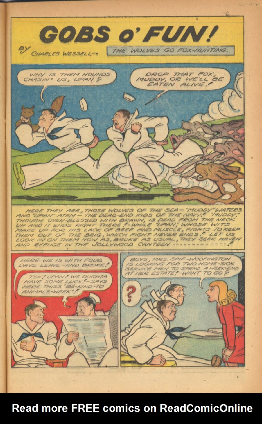 Read online Super-Magician Comics comic -  Issue #47 - 37