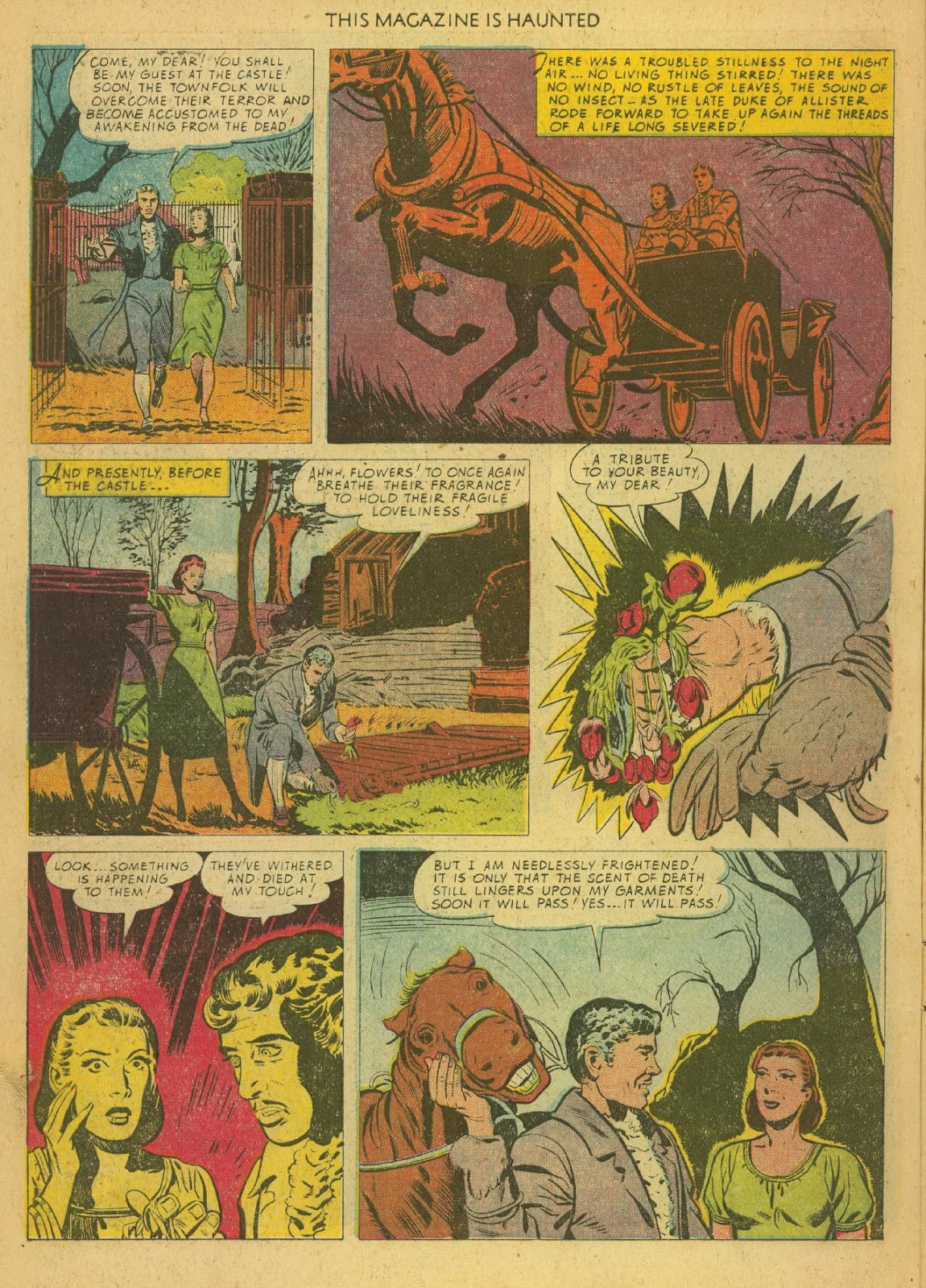 Read online This Magazine Is Haunted comic -  Issue #1 - 10