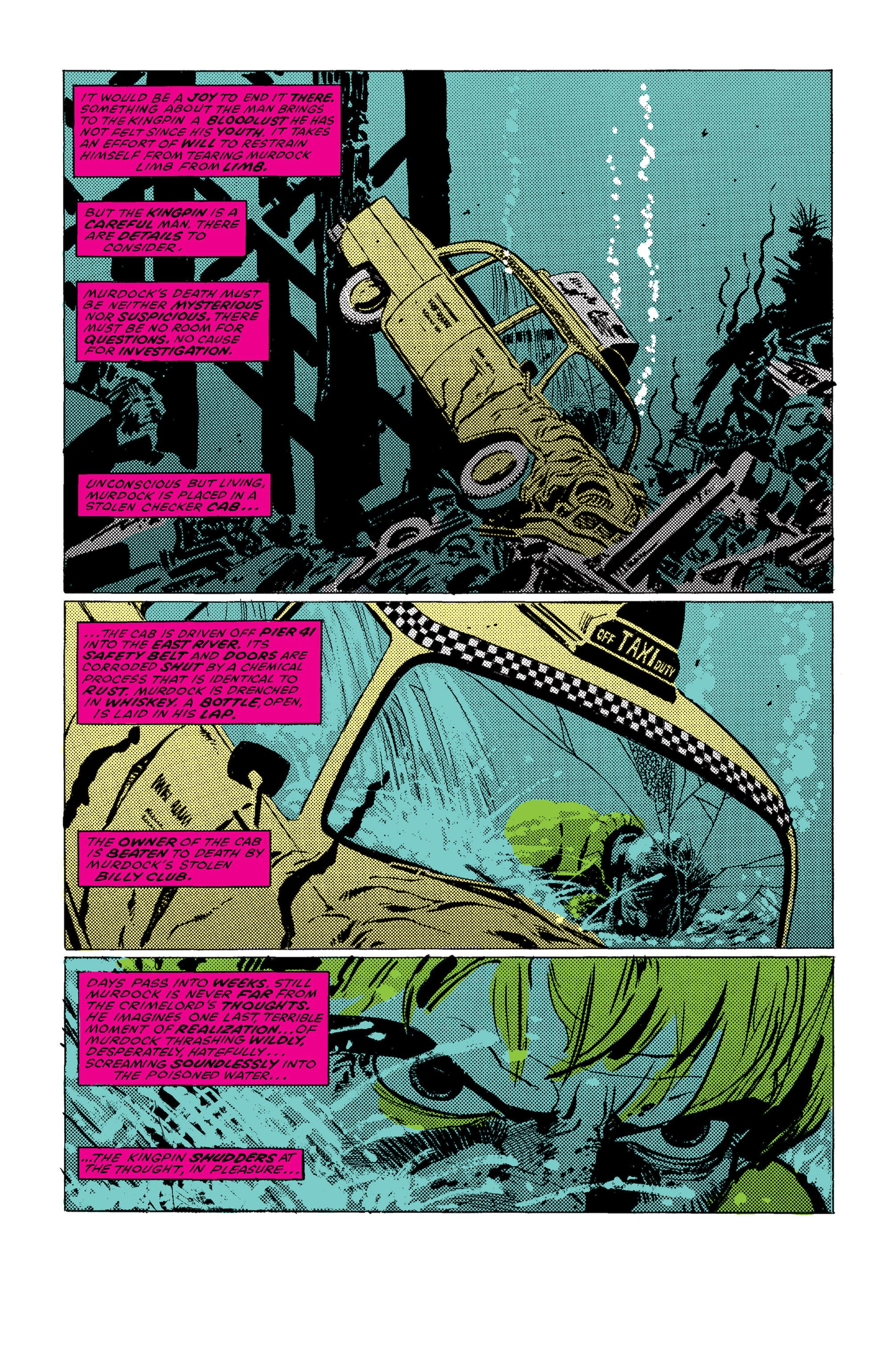 Read online Daredevil: Born Again comic -  Issue # Full - 73