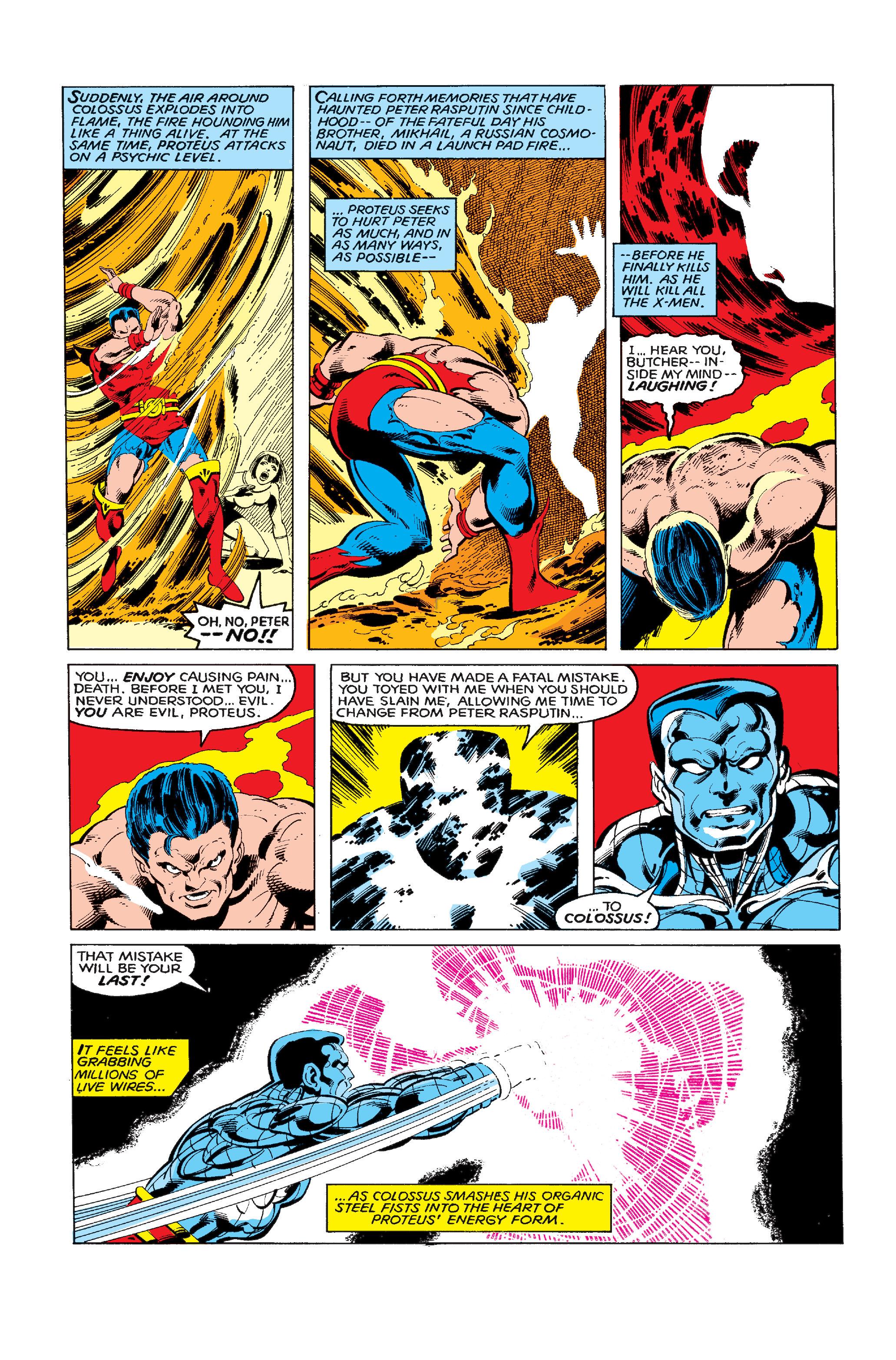 Read online Uncanny X-Men (1963) comic -  Issue #128 - 16