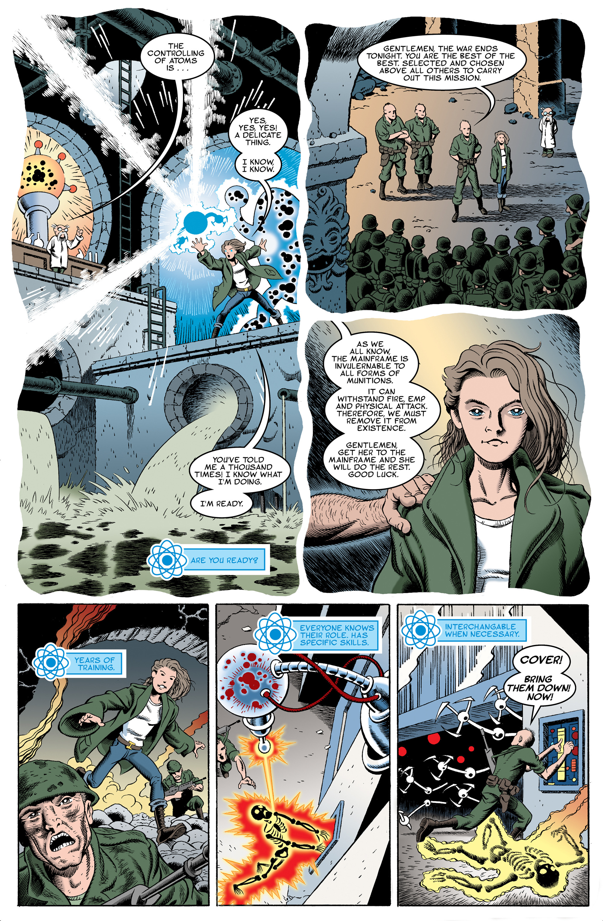 Read online 100% Biodegradable comic -  Issue #13 - 6