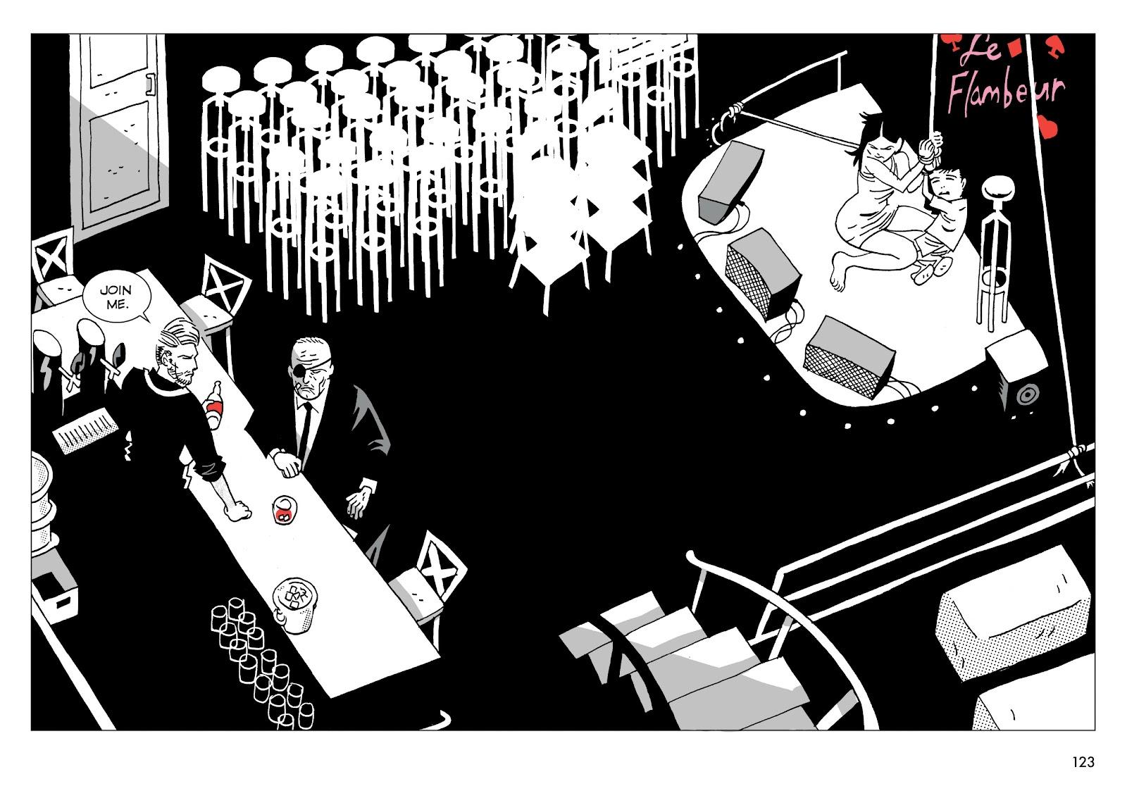 Read online Polar comic -  Issue # TPB The Kaiser Falls (Part 2) - 25