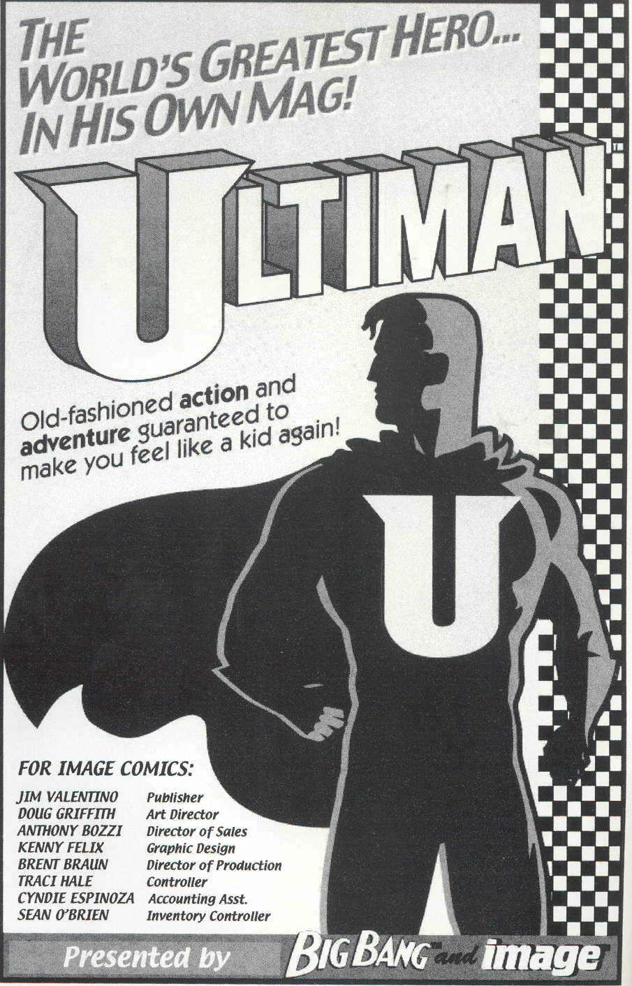 Read online Ultiman Giant  Annual comic -  Issue # Full - 2