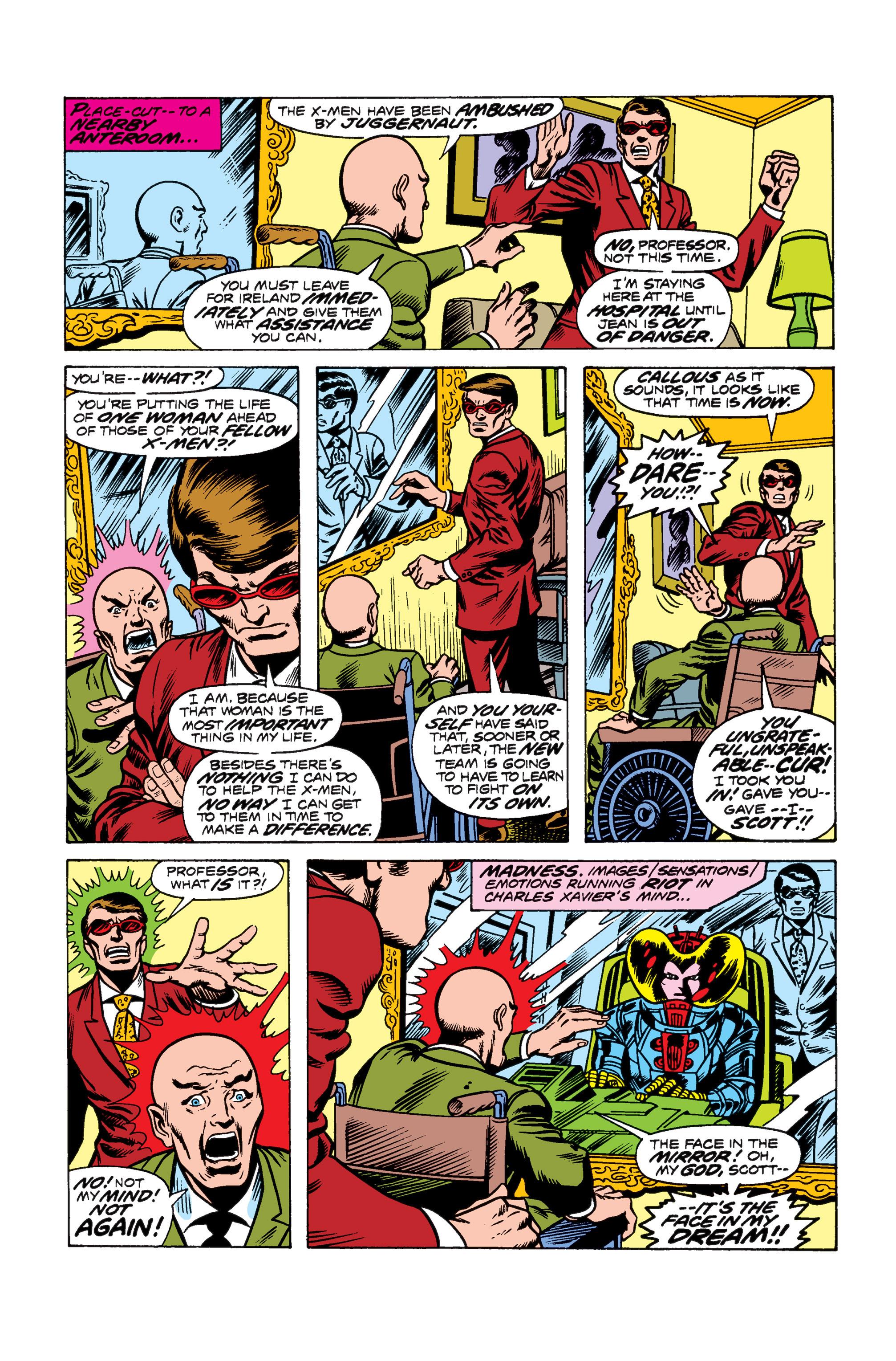 Uncanny X-Men (1963) 102 Page 11