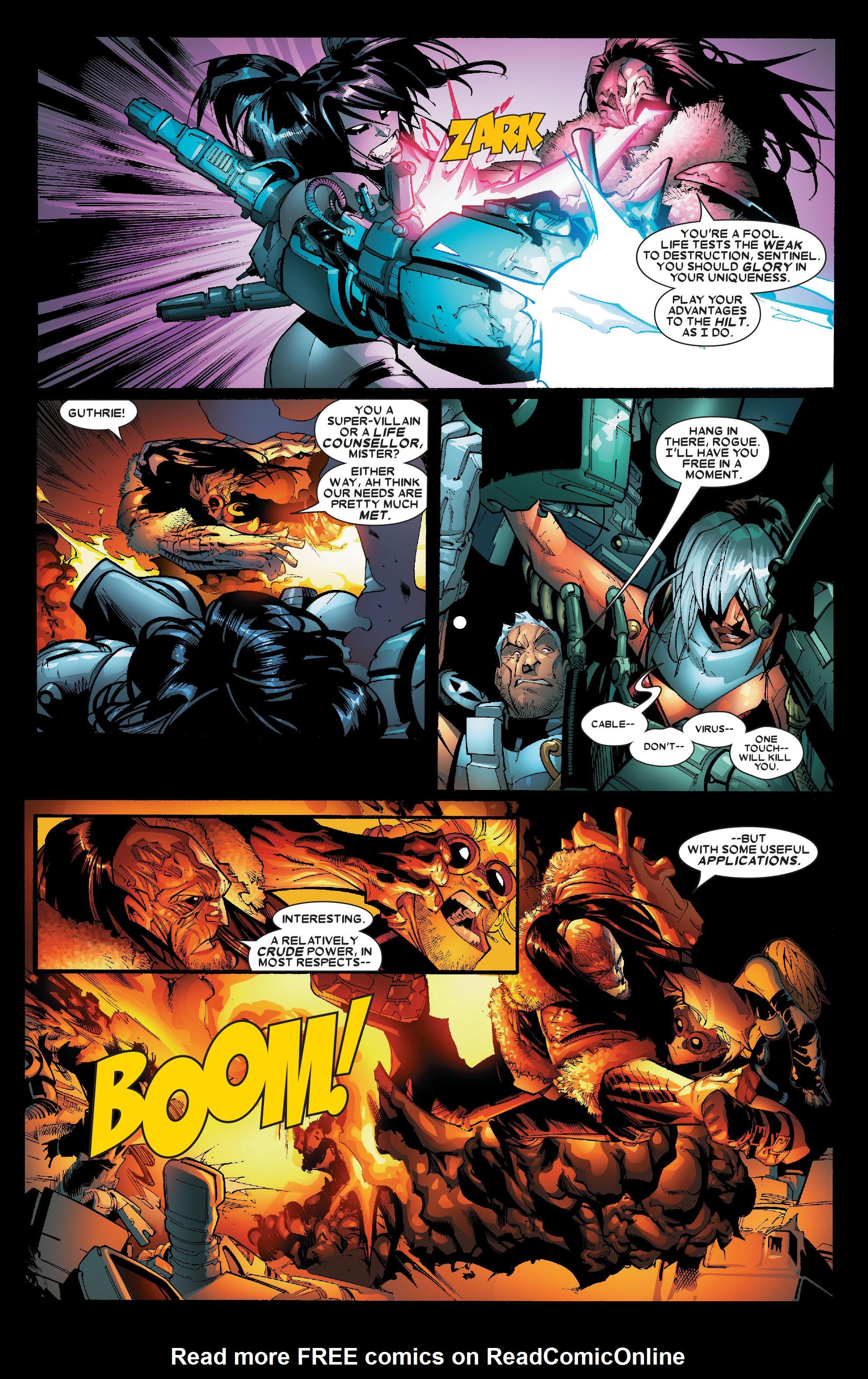 X-Men (1991) 196 Page 15