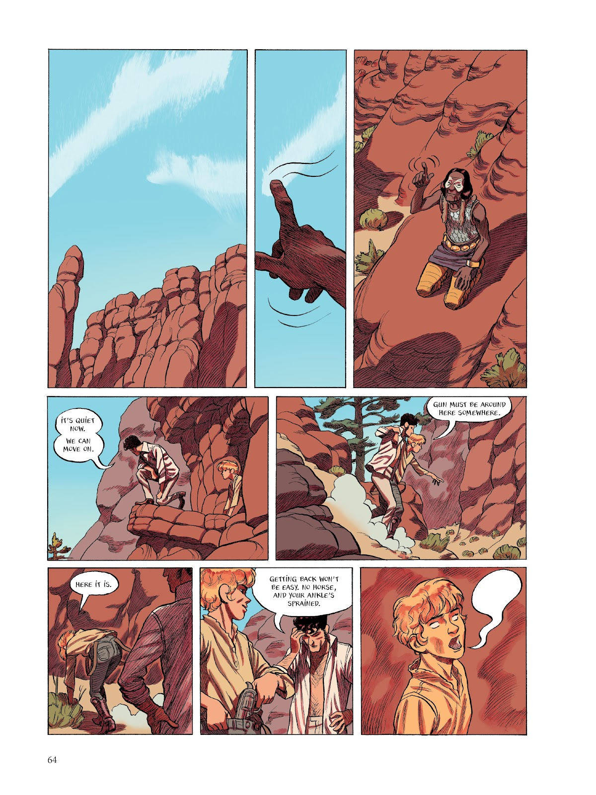 Read online The Smell of Starving Boys comic -  Issue # TPB - 65