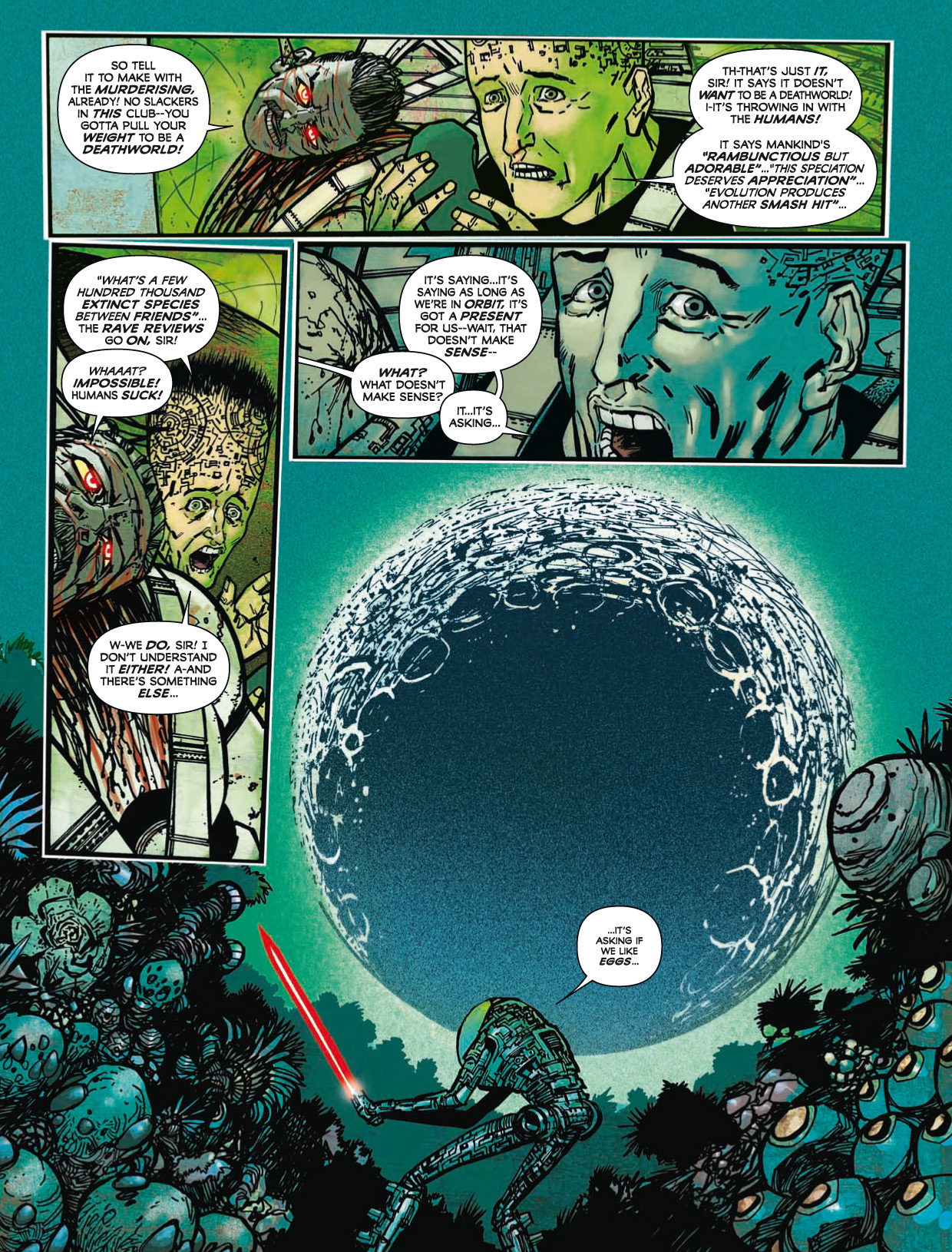 Read online 2000 AD comic -  Issue #1746 - 188