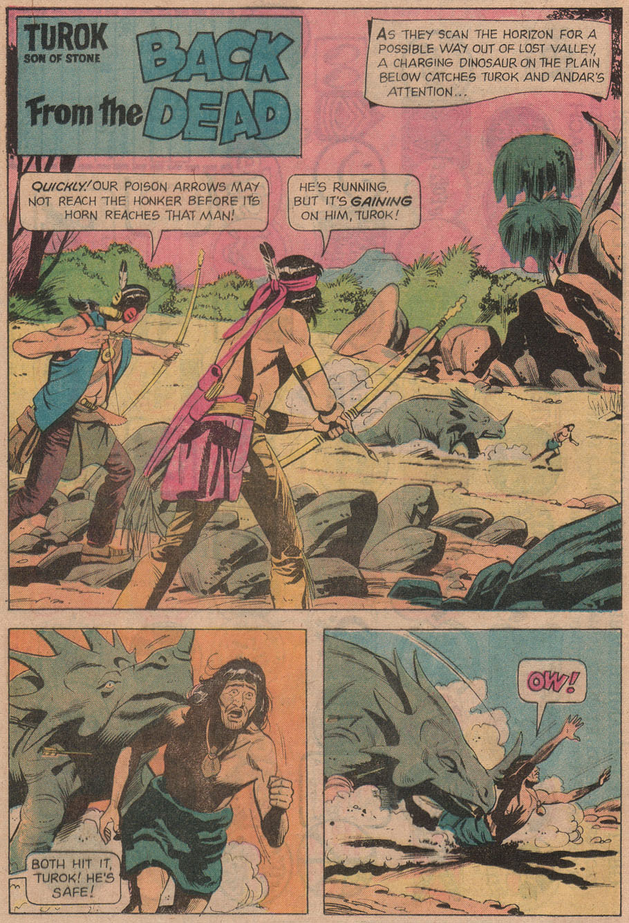 Read online Turok, Son of Stone comic -  Issue #97 - 20