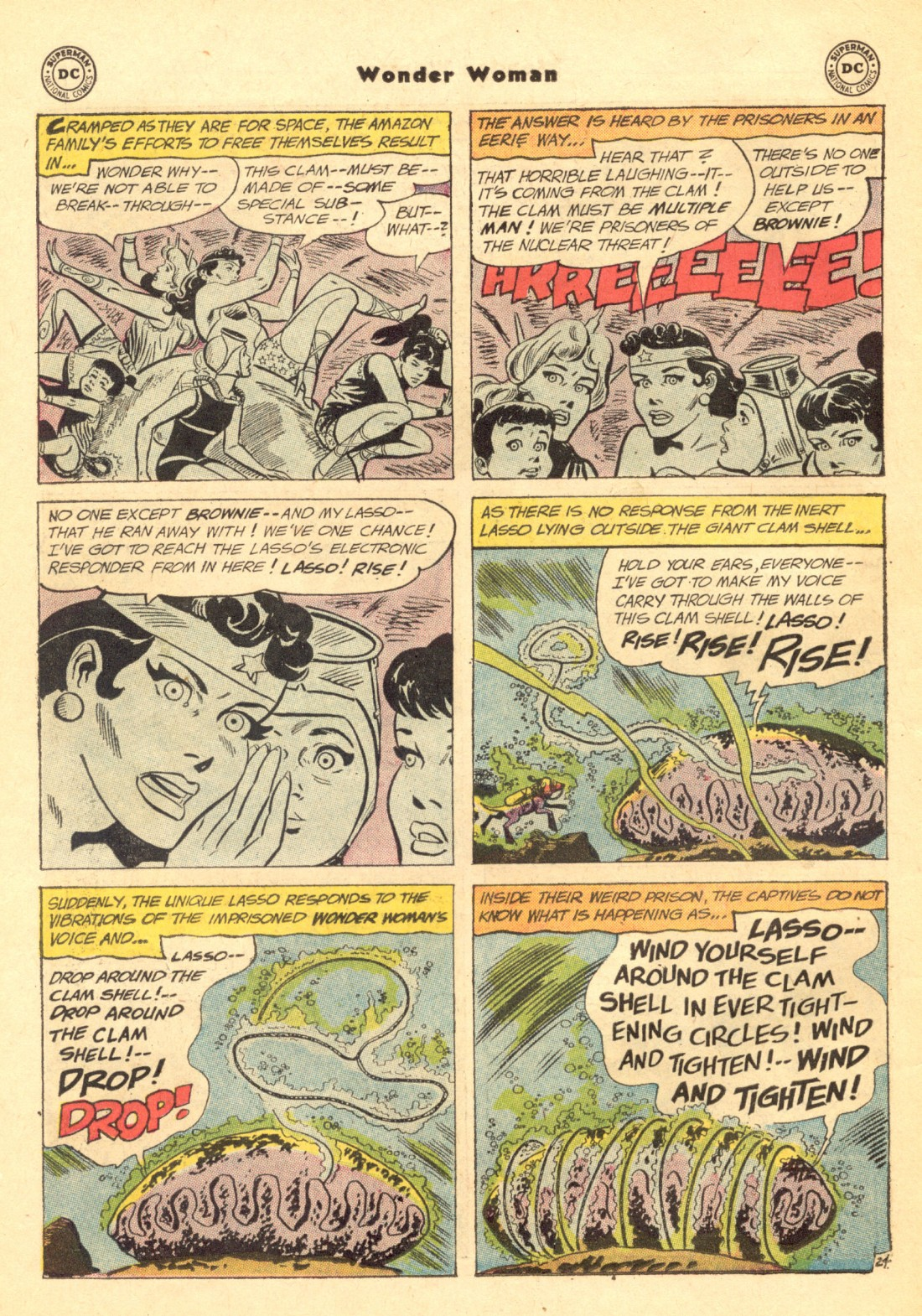 Read online Wonder Woman (1942) comic -  Issue #135 - 30