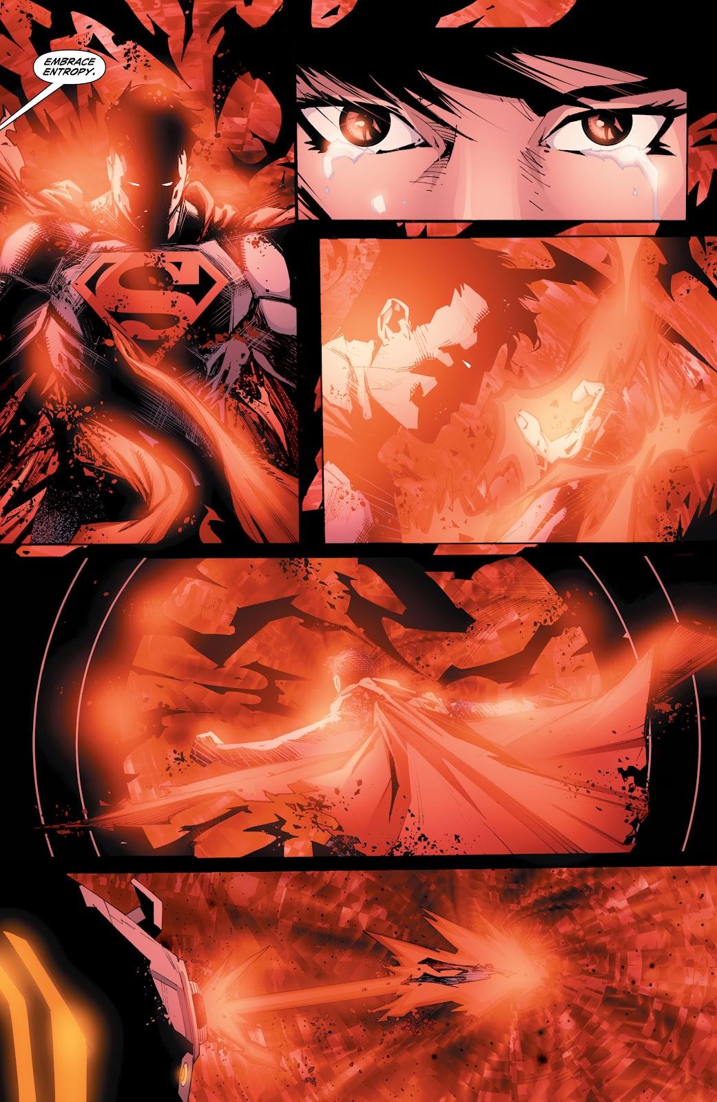 Read online Smallville Season 11 [II] comic -  Issue # TPB 8 - 161
