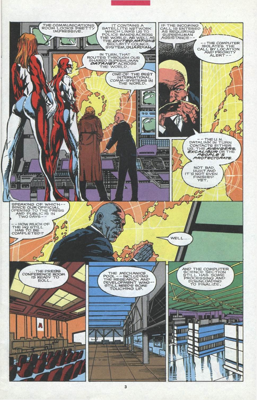 Read online Alpha Flight (1983) comic -  Issue #97 - 4