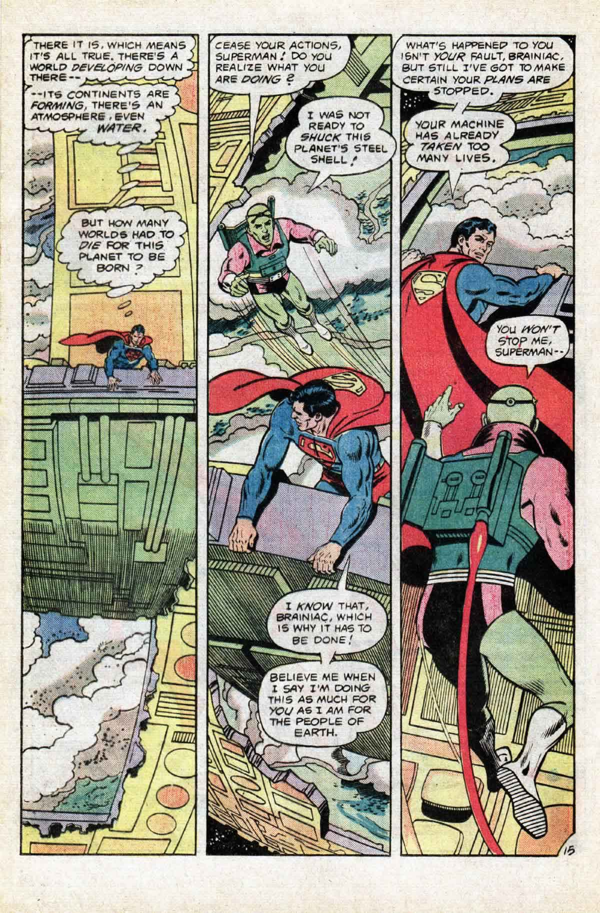 Read online Action Comics (1938) comic -  Issue #530 - 16