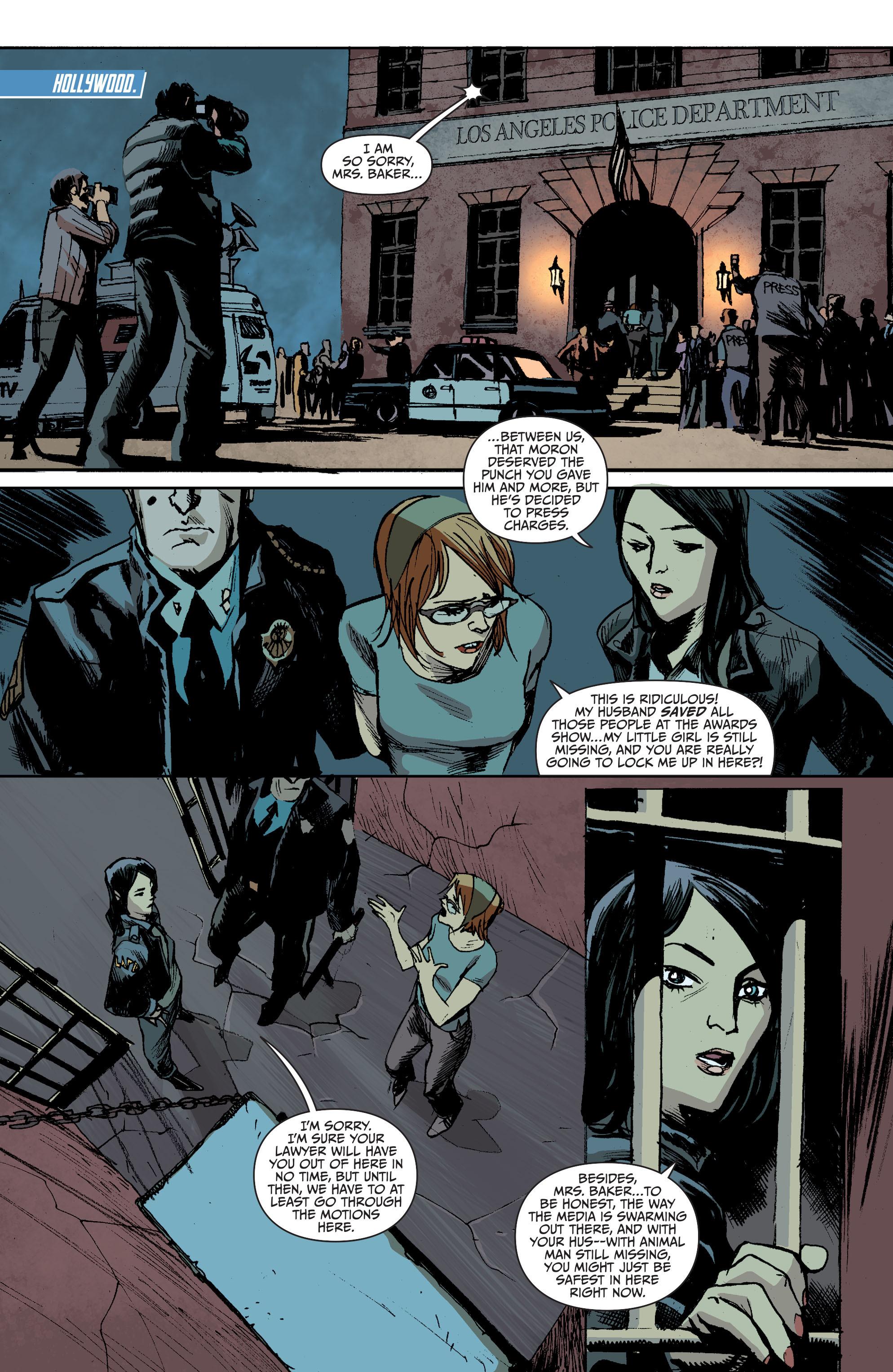 Read online Animal Man (2011) comic -  Issue #27 - 12