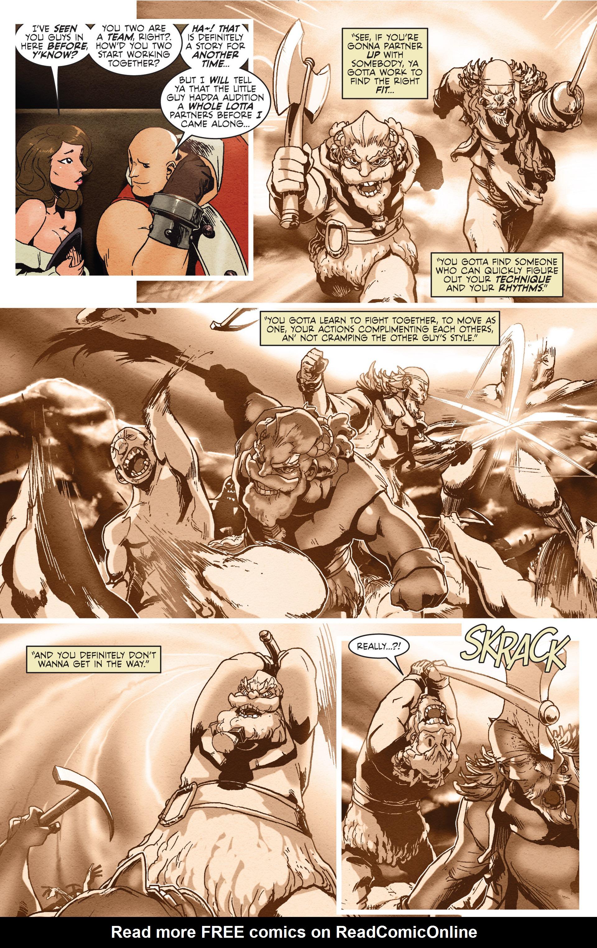 Read online Skullkickers comic -  Issue #24 - 18