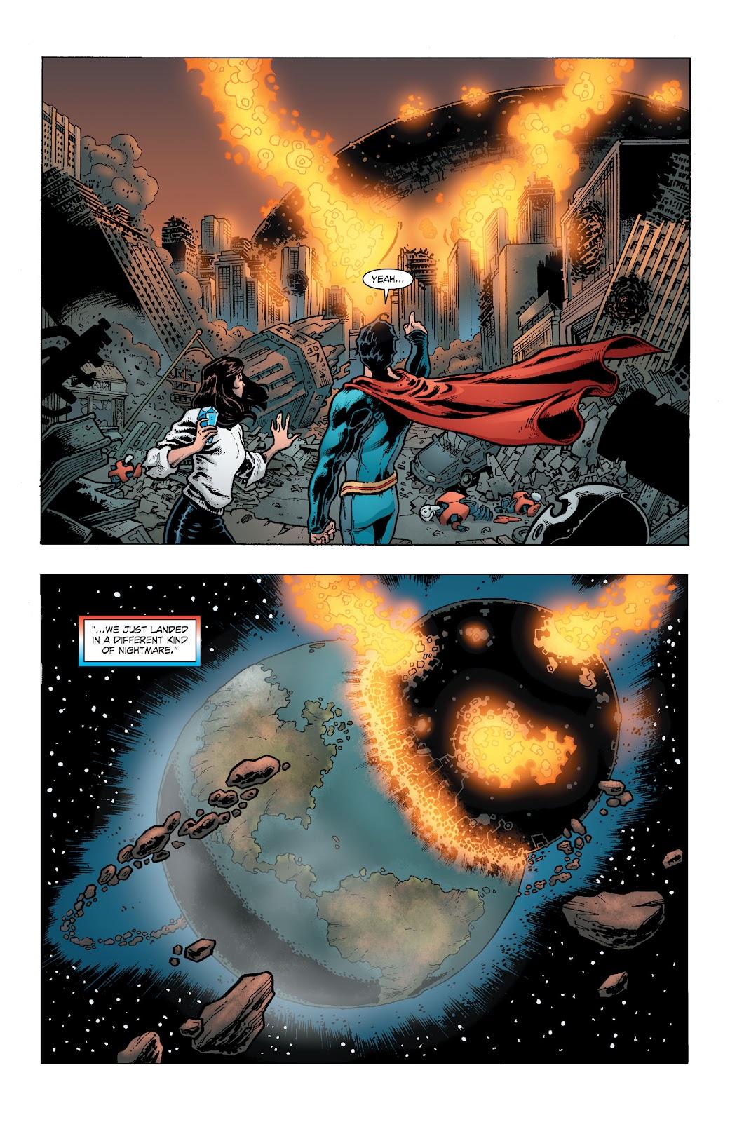 Read online Smallville Season 11 [II] comic -  Issue # TPB 8 - 110