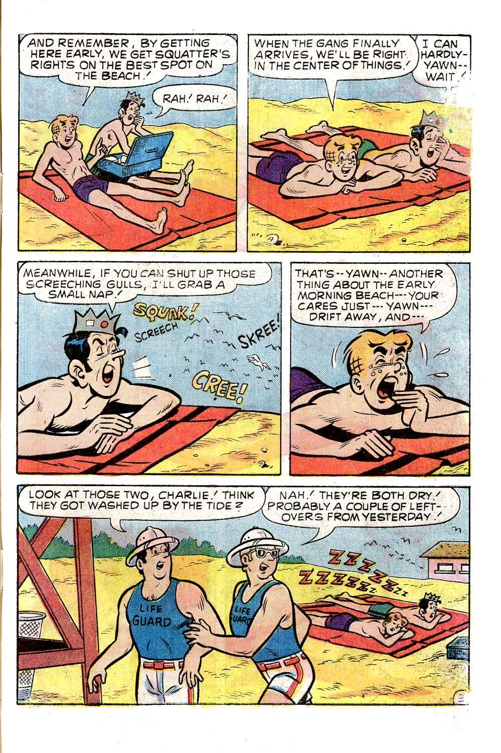 Read online Archie (1960) comic -  Issue #257 - 5
