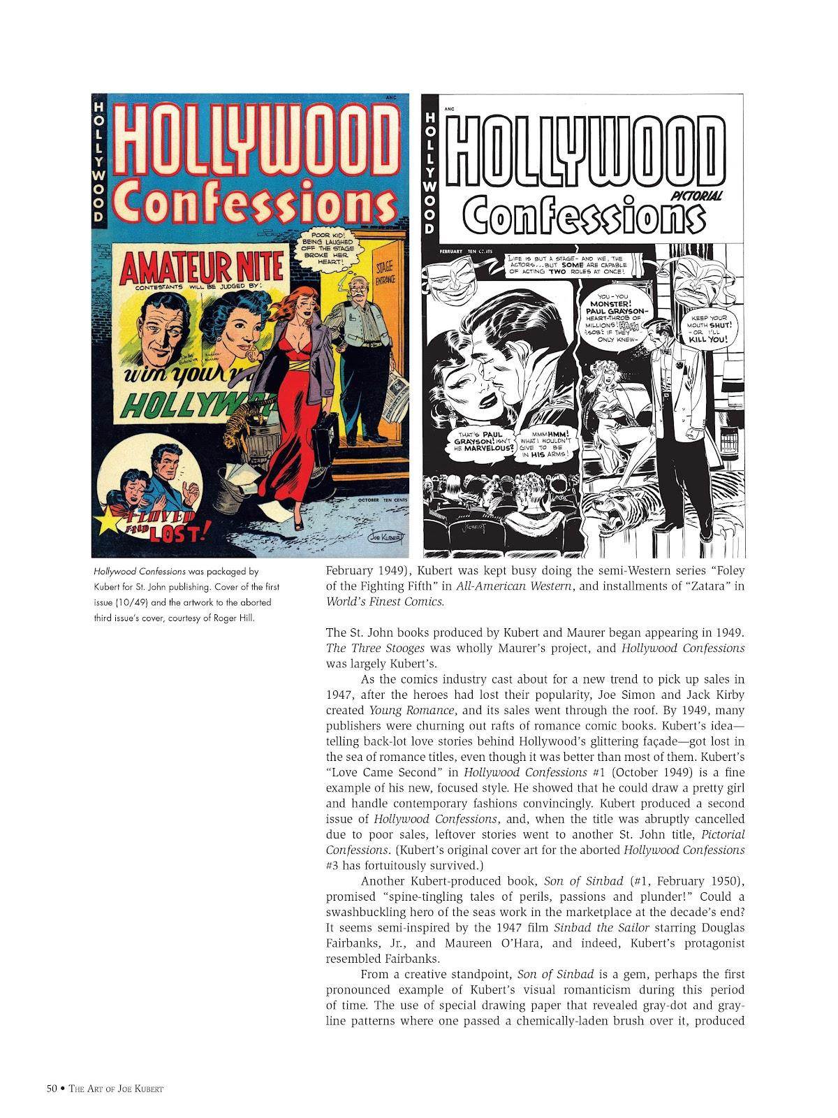 Read online The Art of Joe Kubert comic -  Issue # TPB (Part 1) - 49