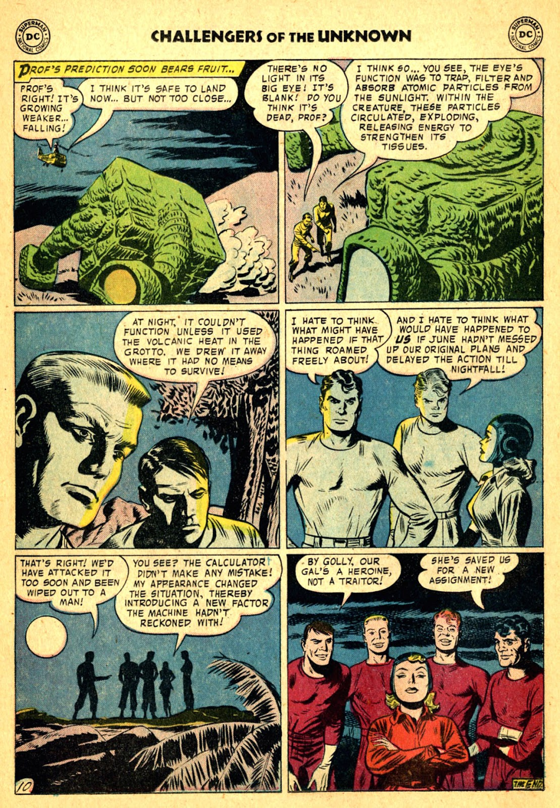 Challengers of the Unknown (1958) issue 2 - Page 12