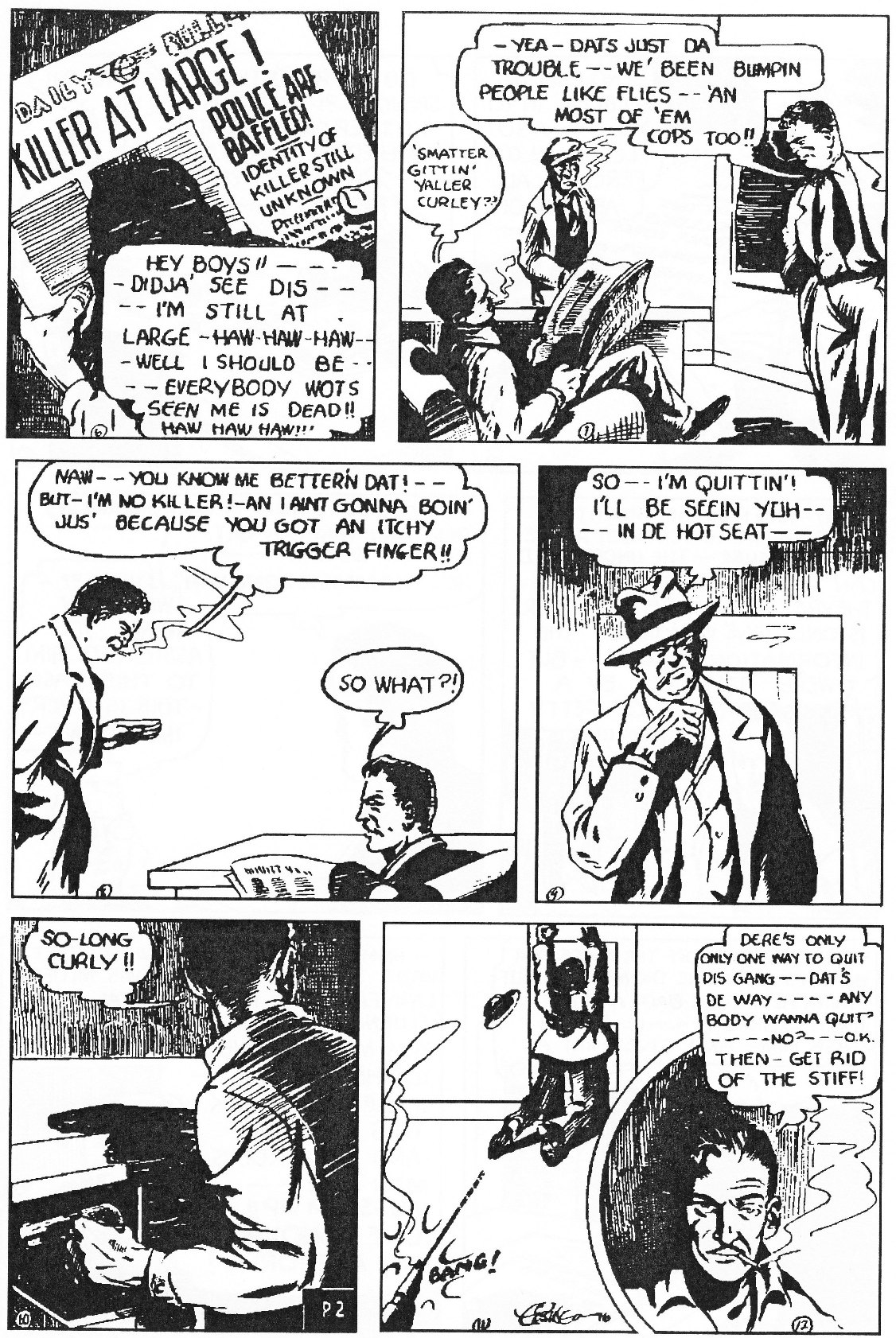 Read online Men of Mystery Comics comic -  Issue #81 - 213