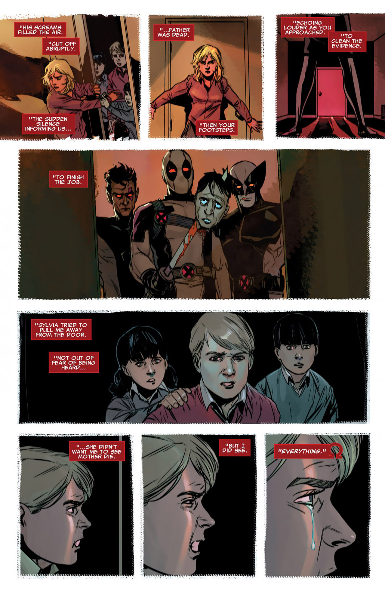 Uncanny X-Force (2010) #26 #28 - English 9