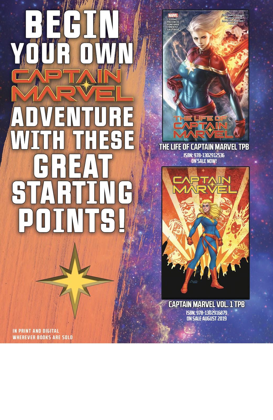 Read online Avengers Start Here Sampler 2019 comic -  Issue # Full - 30