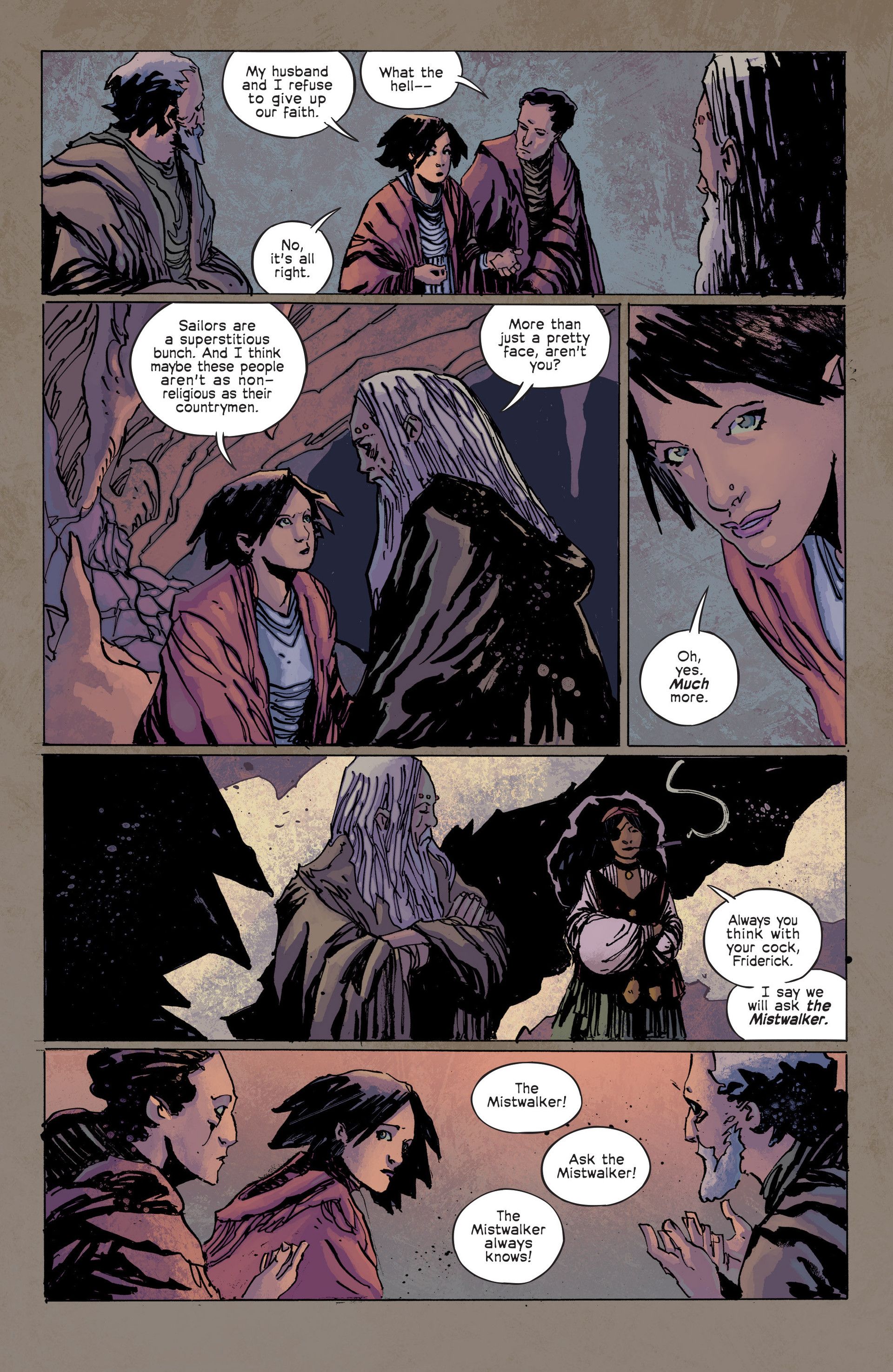Read online Umbral comic -  Issue #3 - 5