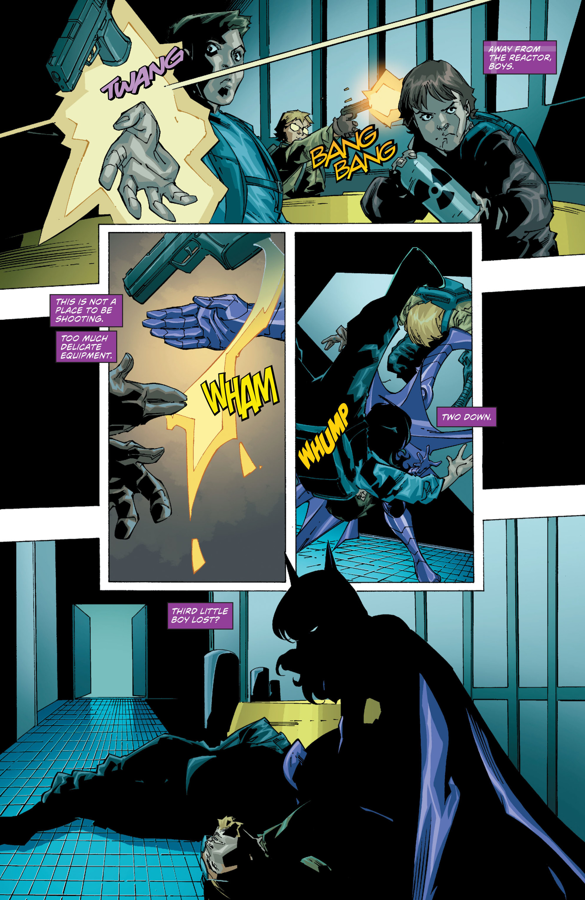 Read online Worlds' Finest comic -  Issue #23 - 13