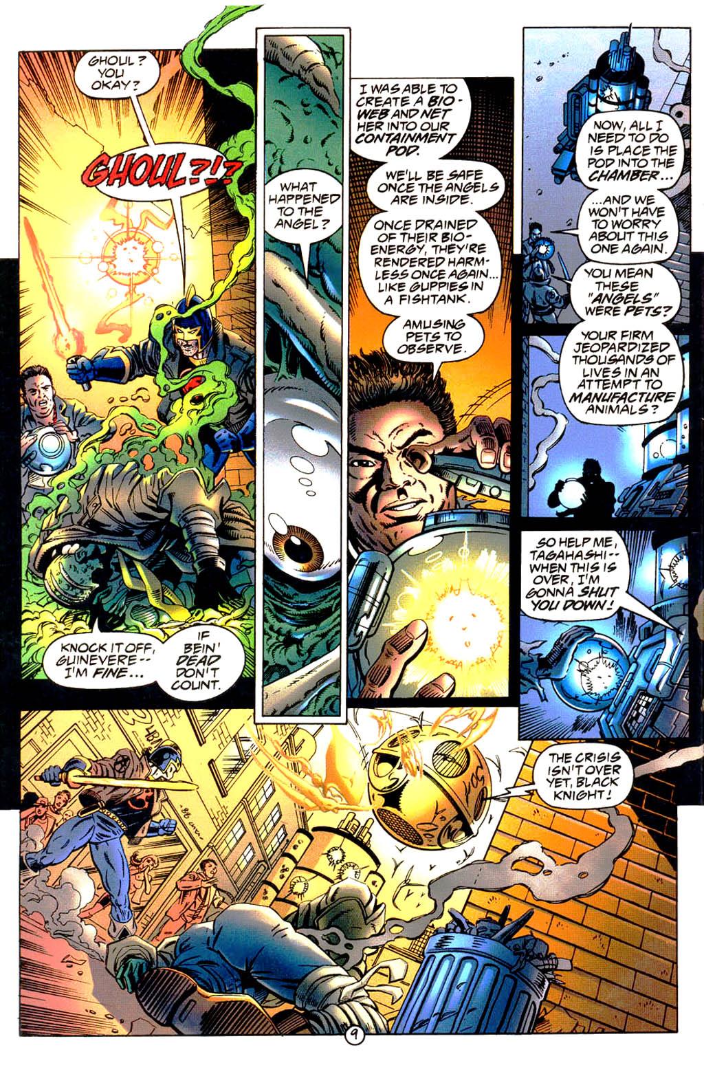 Read online UltraForce (1994) comic -  Issue #9 - 10
