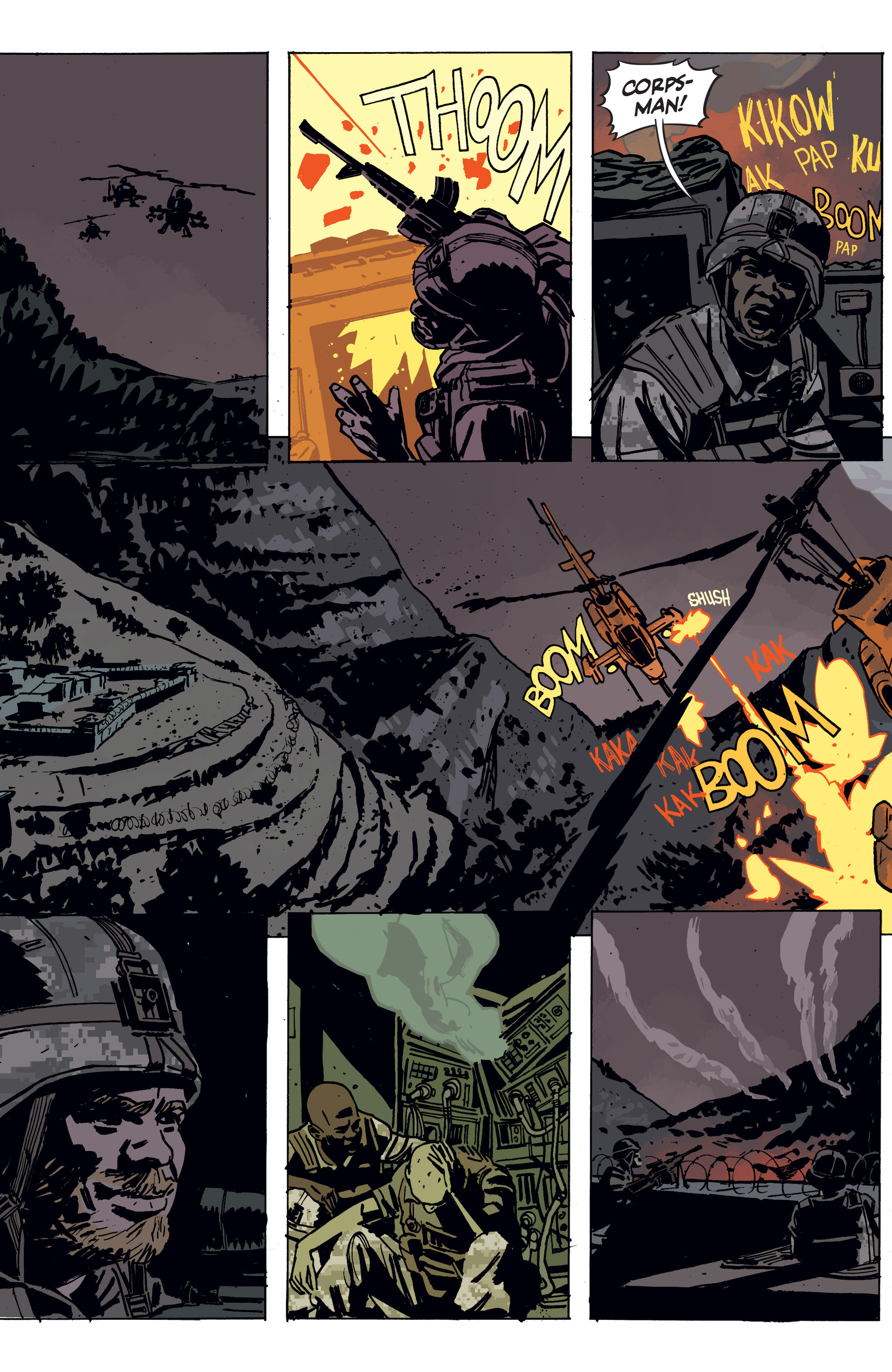 Read online Graveyard of Empires comic -  Issue # TPB - 22