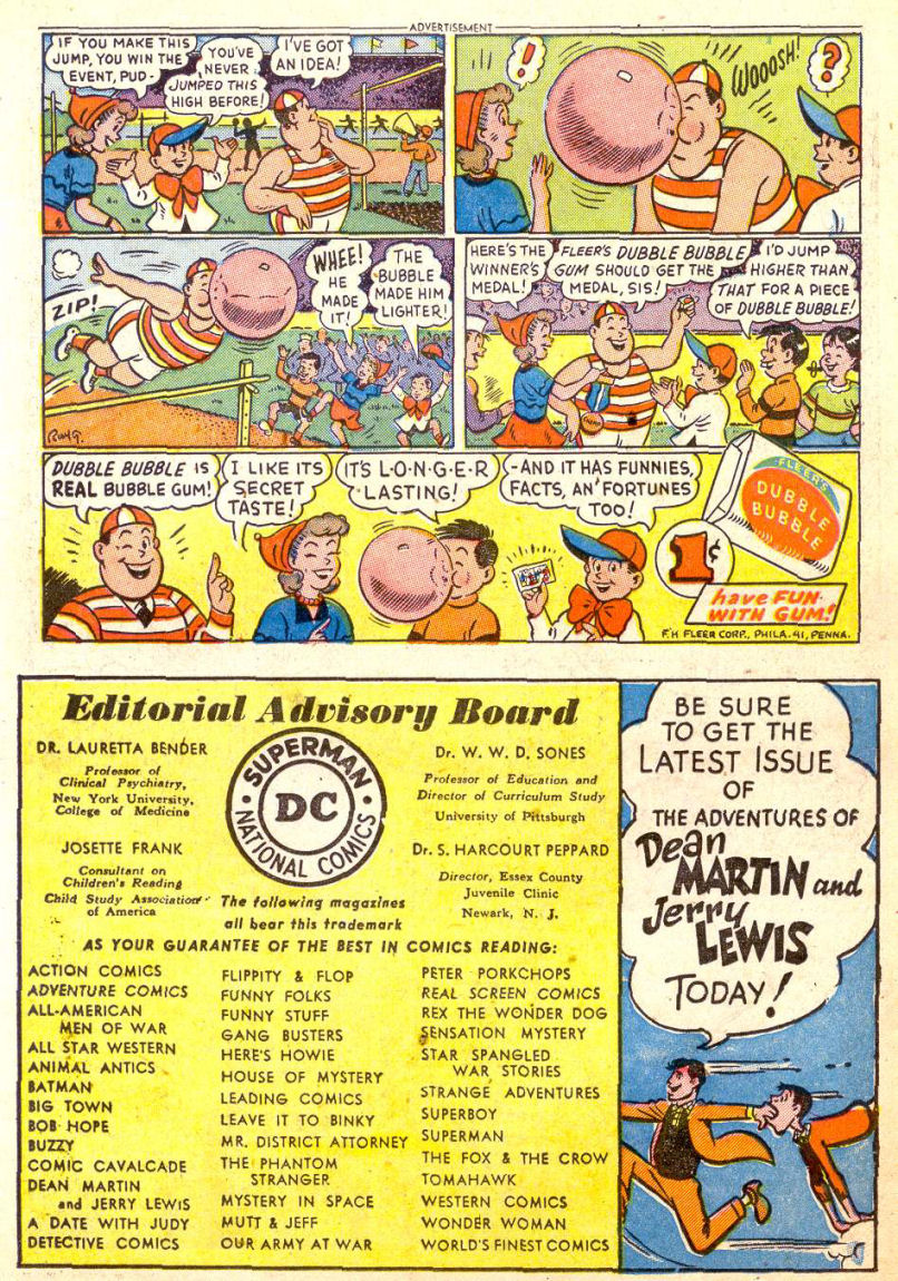 Read online Sensation (Mystery) Comics comic -  Issue #113 - 11
