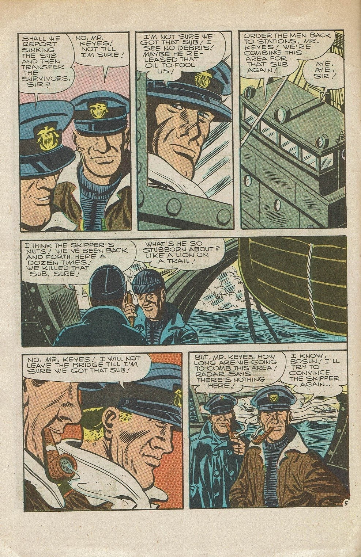 Read online Fightin' Navy comic -  Issue #126 - 8