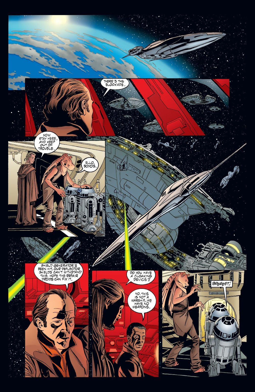 Read online Star Wars Legends: Rise of the Sith - Epic Collection comic -  Issue # TPB 2 (Part 3) - 60