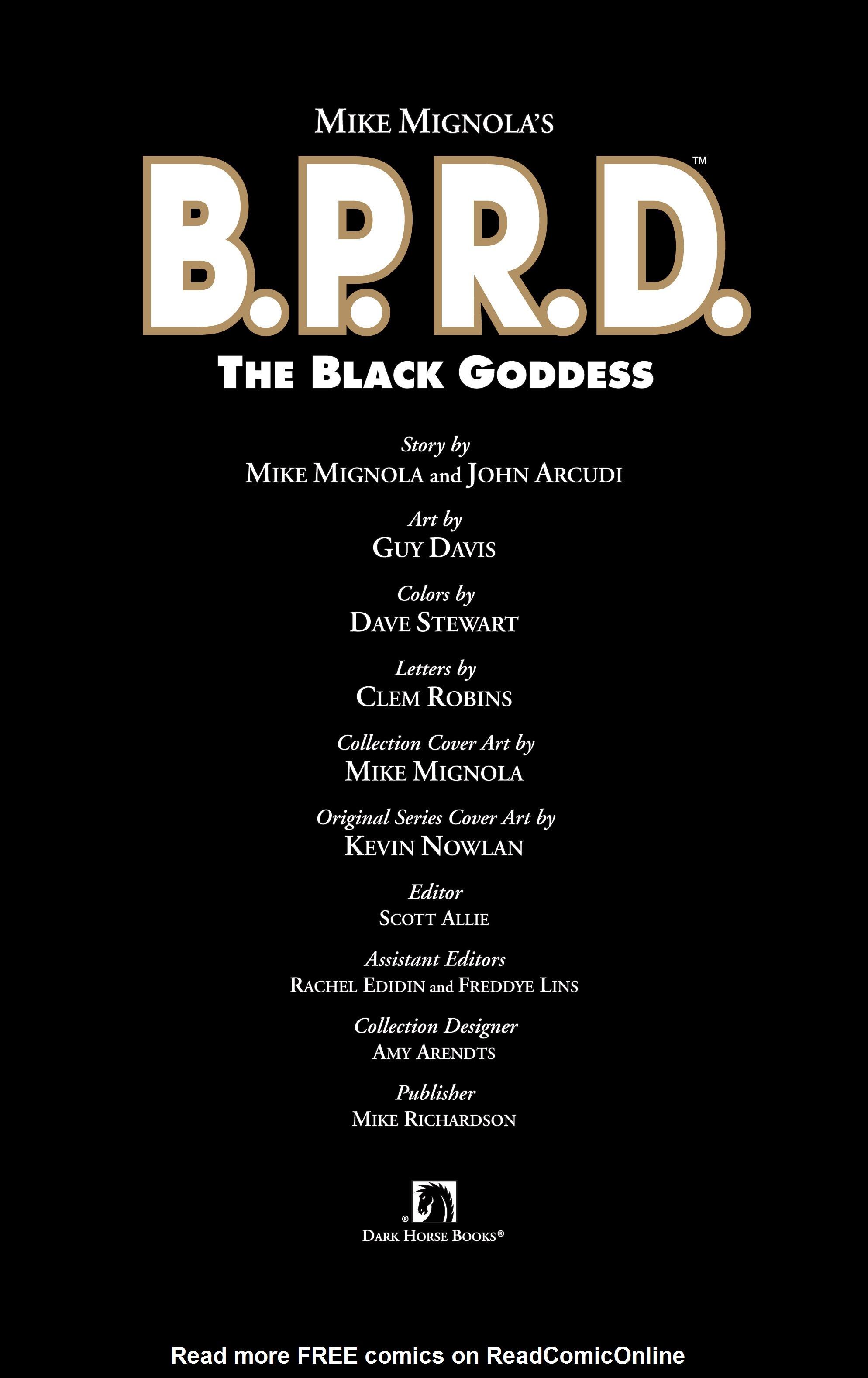 Read online B.P.R.D. (2003) comic -  Issue # TPB 11 - 5