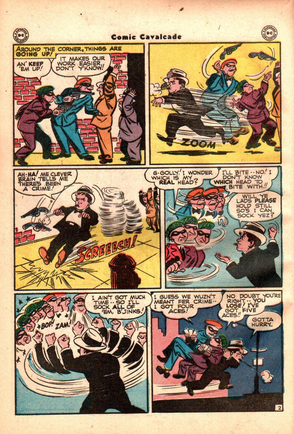Comic Cavalcade issue 21 - Page 52