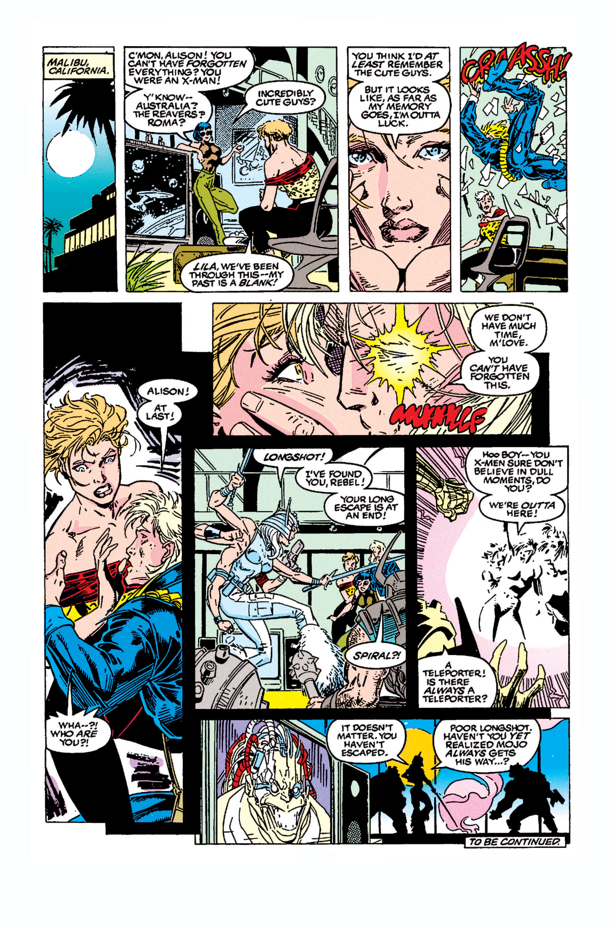 X-Men (1991) 5 Page 18