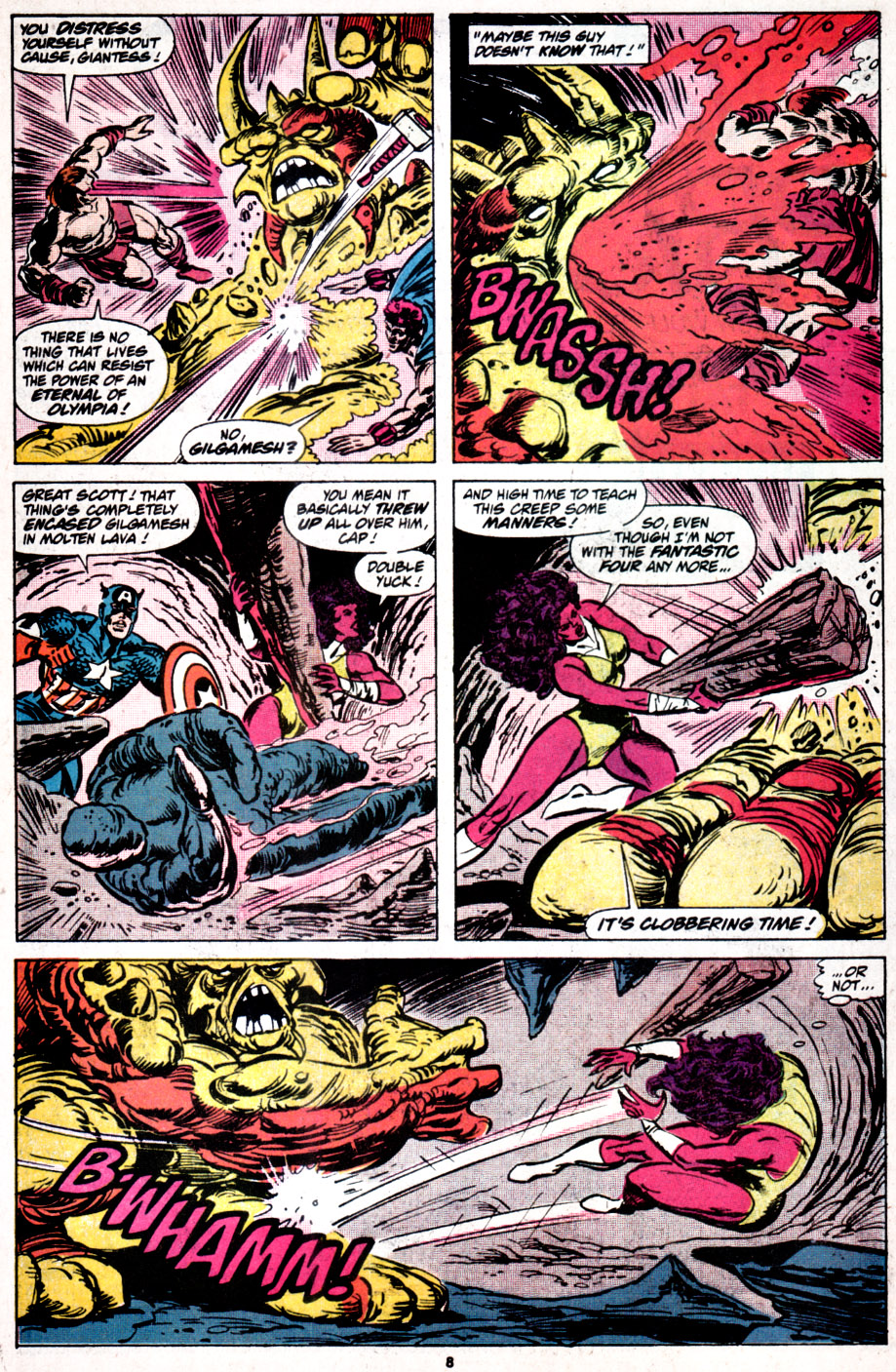 The Avengers (1963) 307 Page 6