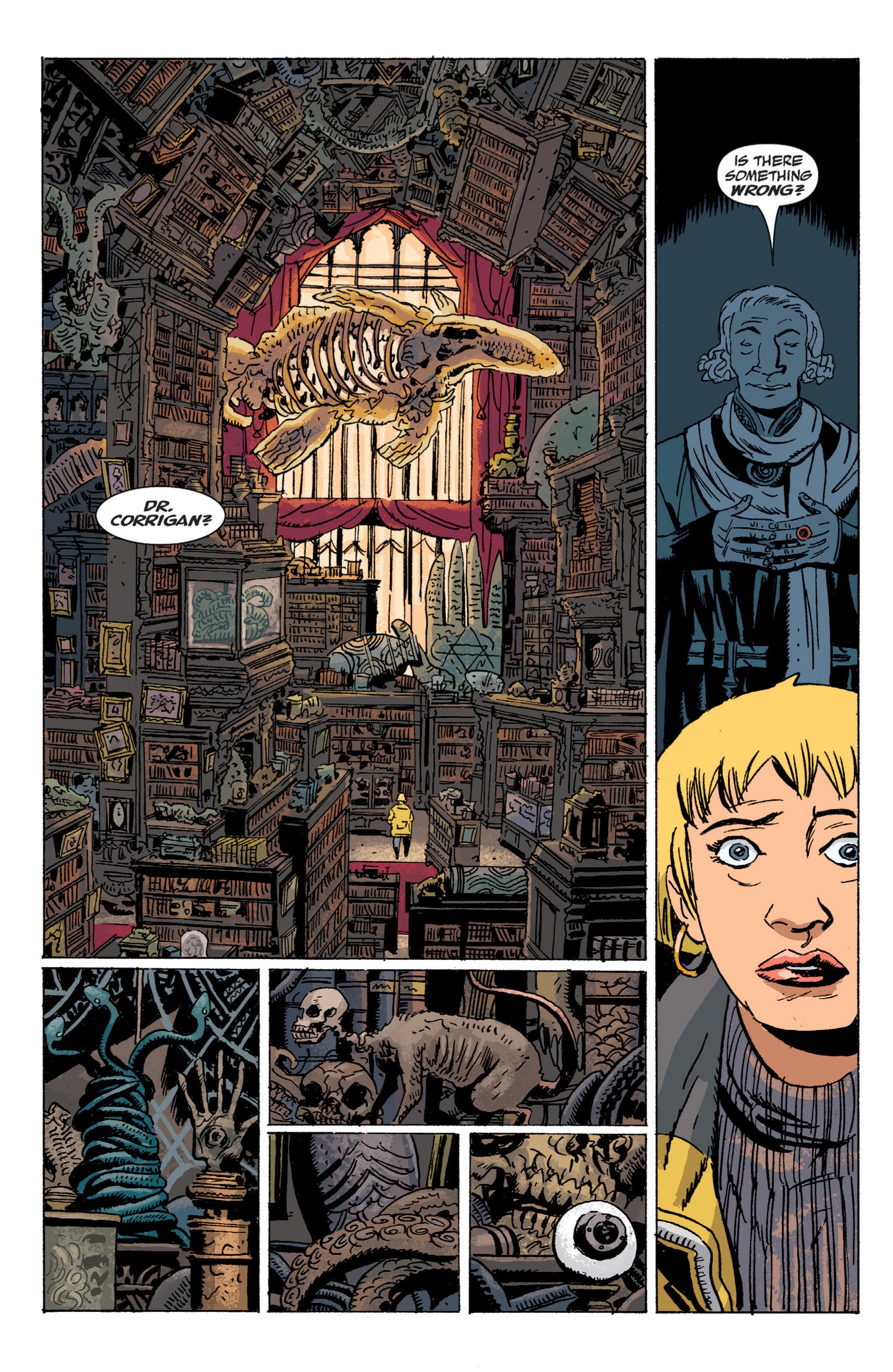 Read online B.P.R.D. (2003) comic -  Issue # TPB 6 - 29