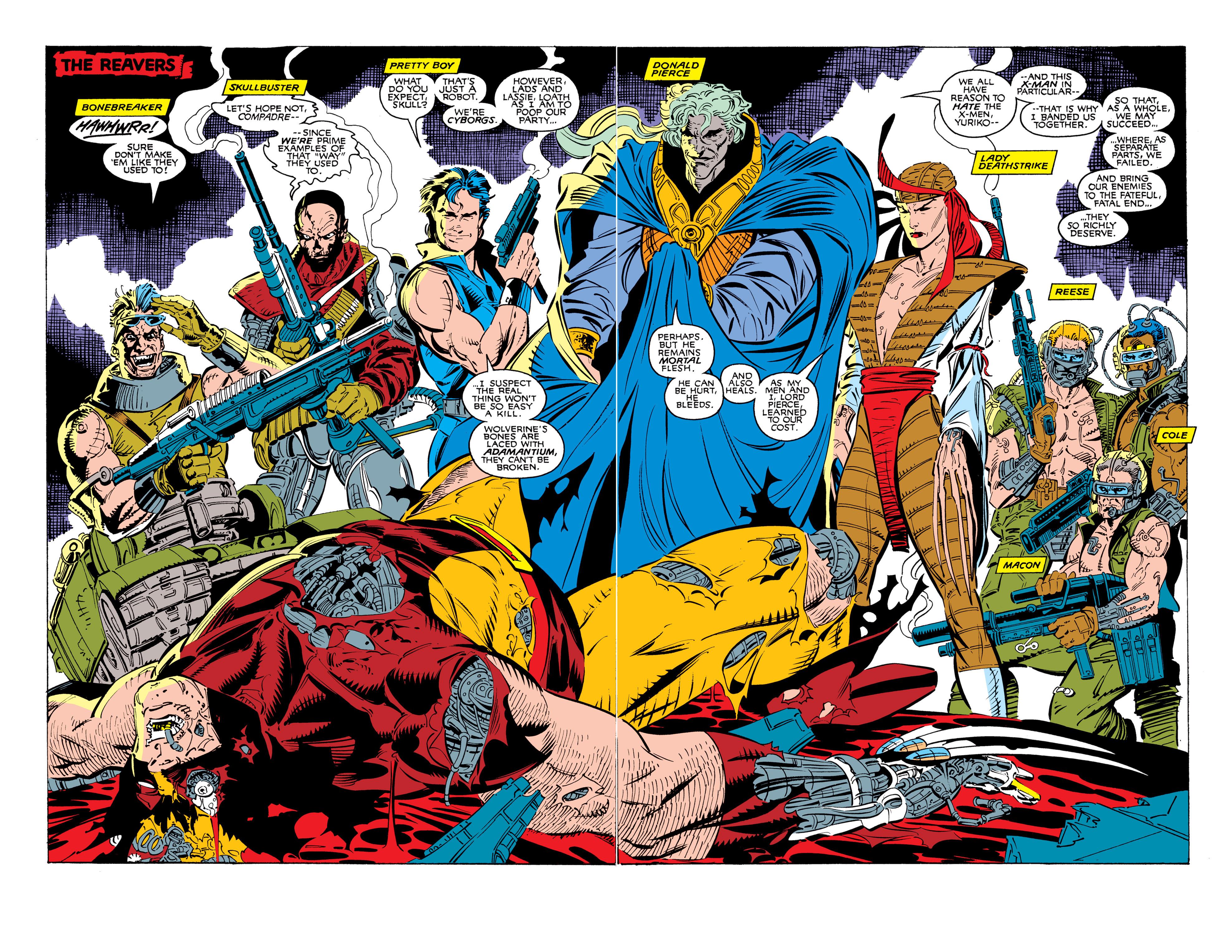 Read online Uncanny X-Men (1963) comic -  Issue #248 - 3