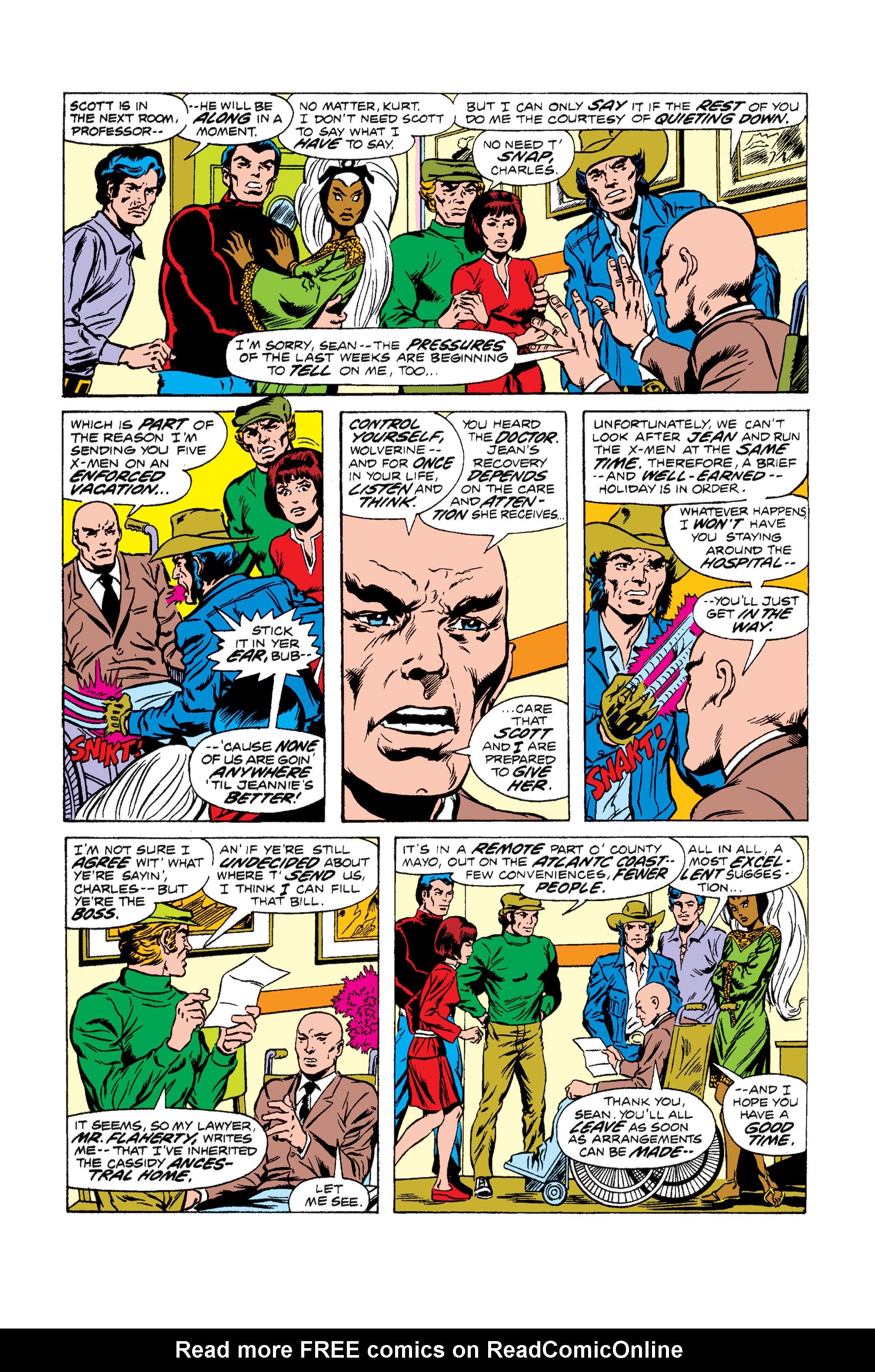 Uncanny X-Men (1963) 101 Page 9