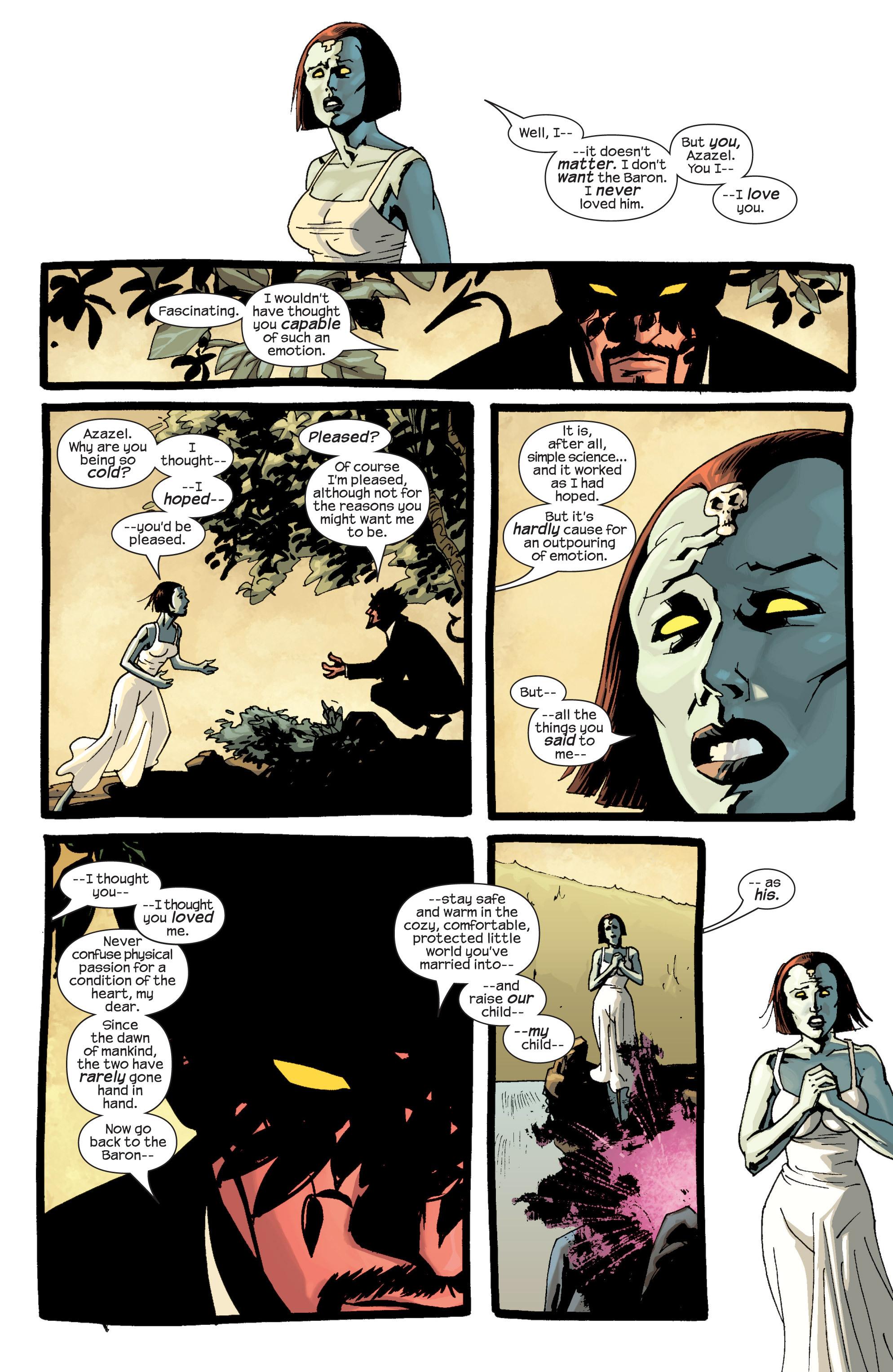 Read online Uncanny X-Men (1963) comic -  Issue #428 - 21