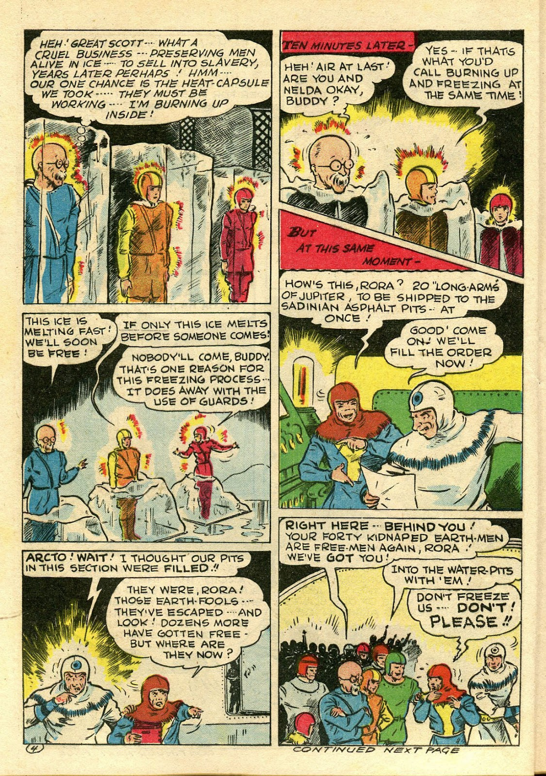 Read online Famous Funnies comic -  Issue #106 - 6