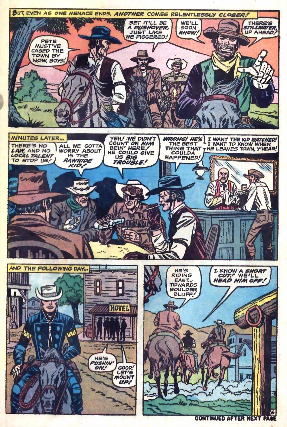 The Rawhide Kid (1955) issue 75 - Page 9