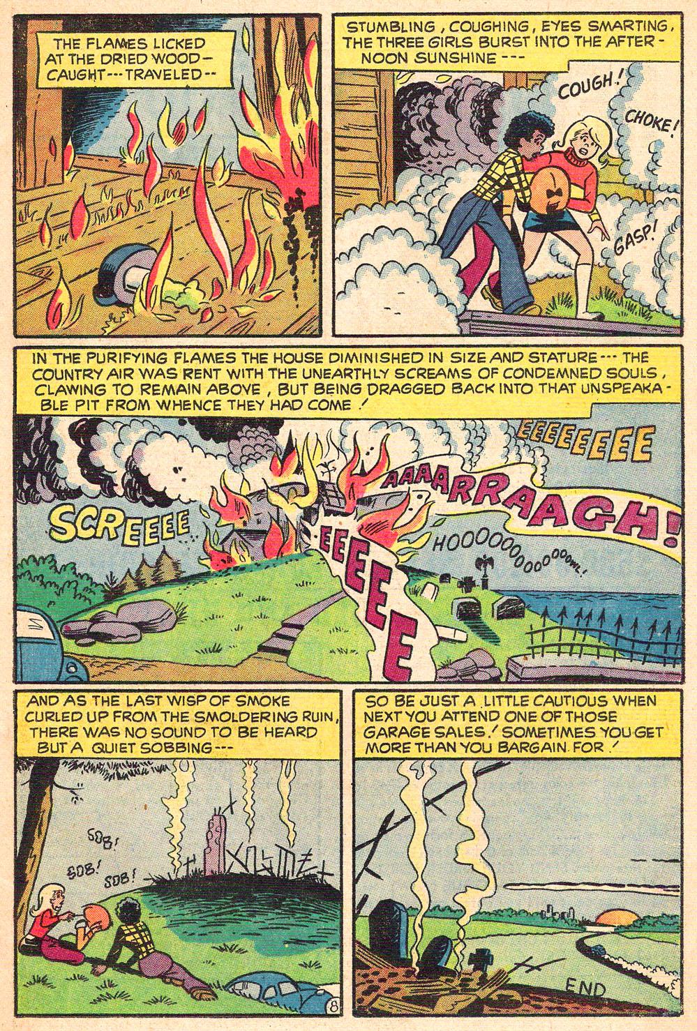 Read online She's Josie comic -  Issue #68 - 11
