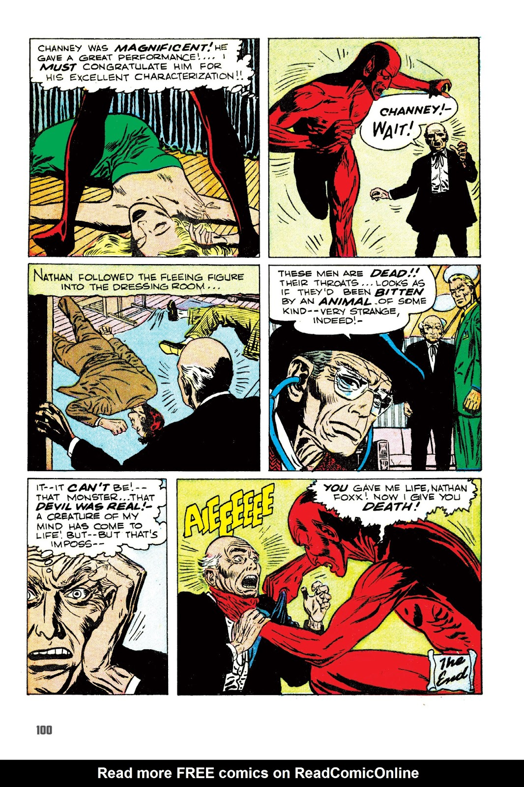 Read online The Joe Kubert Archives comic -  Issue # TPB (Part 2) - 11