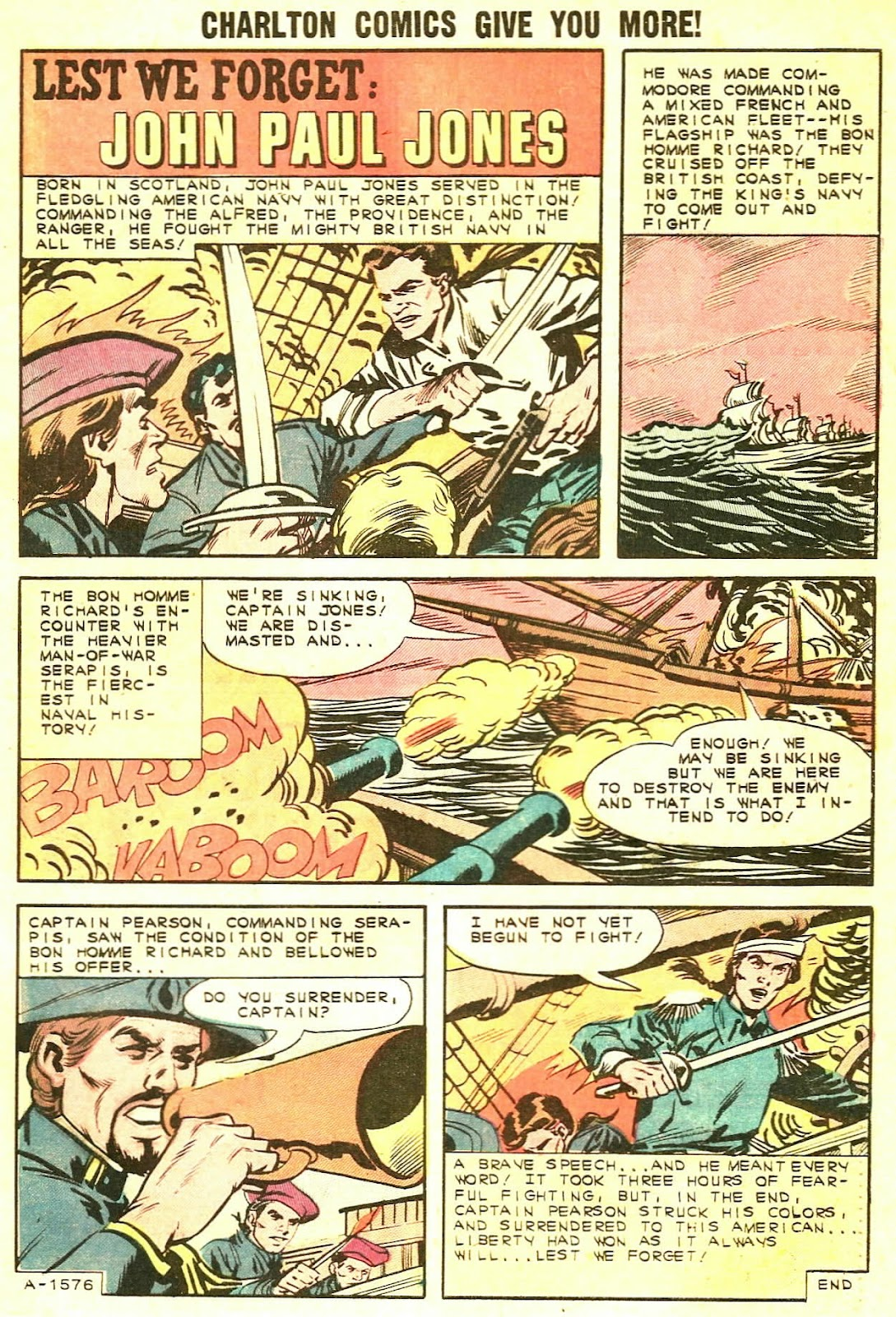 Read online Fightin' Navy comic -  Issue #106 - 33